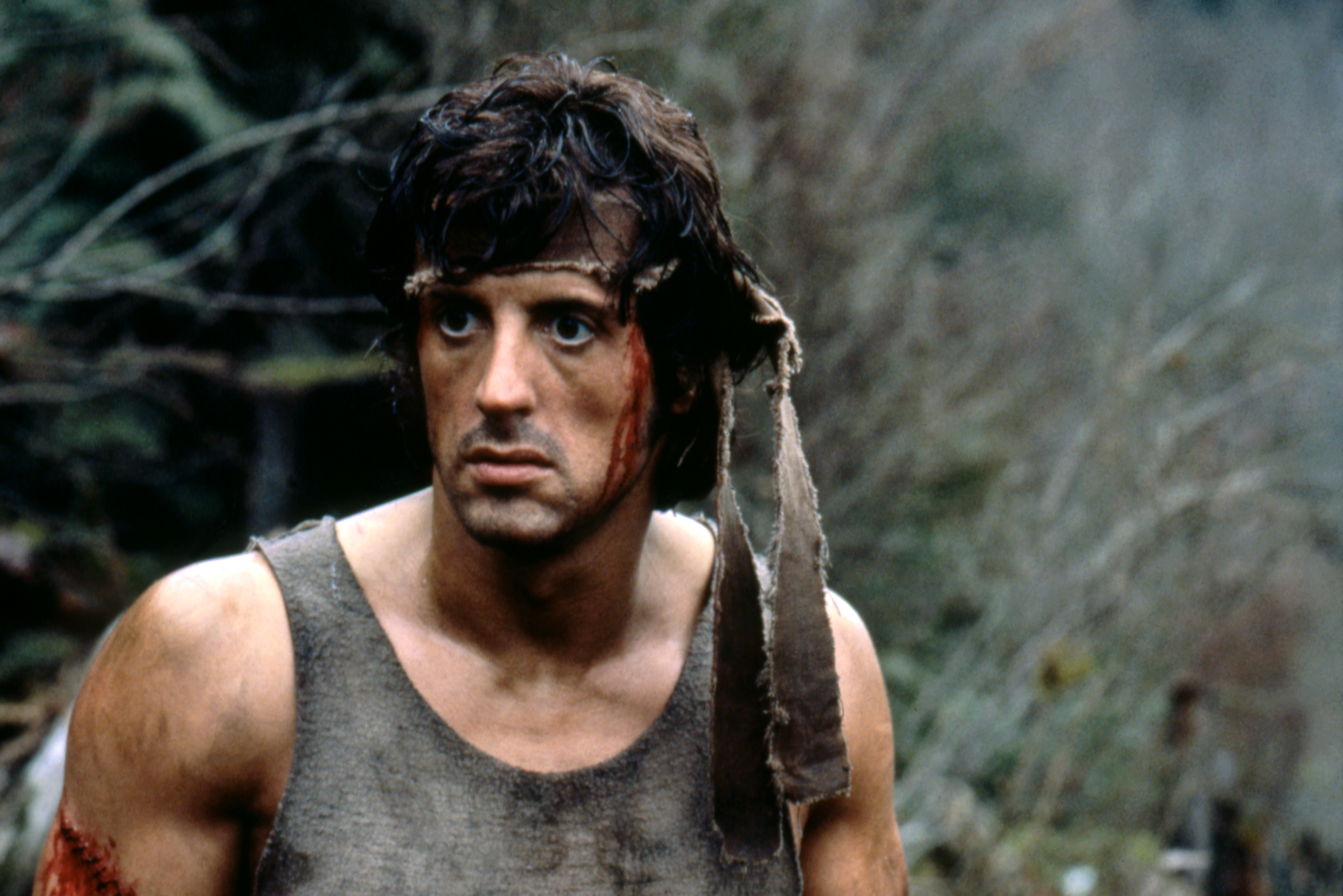 Rambo 1 Elicottero : Quot rambo coming to tv with sylvester stallone attached