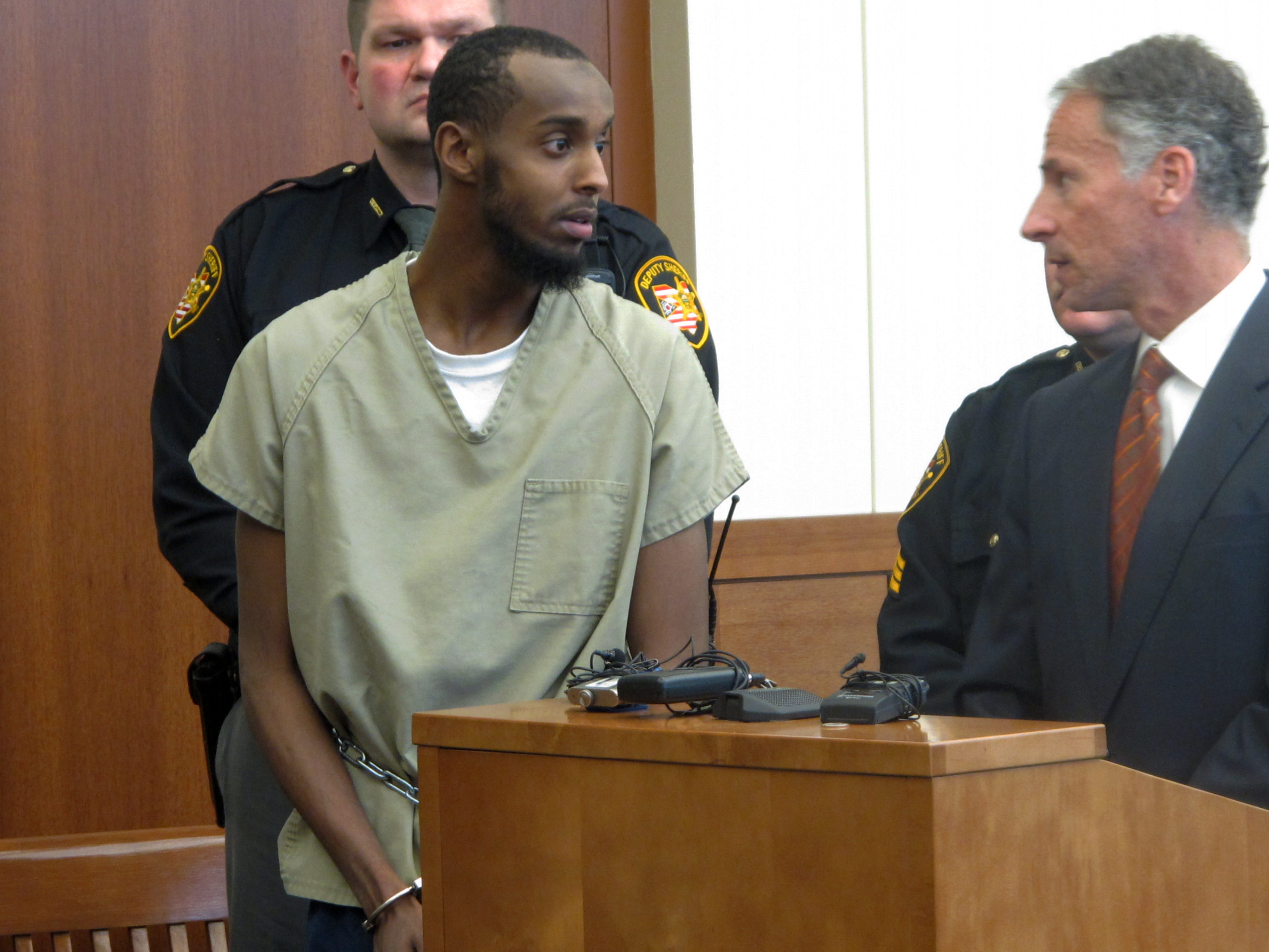 Ohio Man Trained With Islamic Militants In Syria To Be Arraigned On Federal  Terrorism Charges  Cbs News