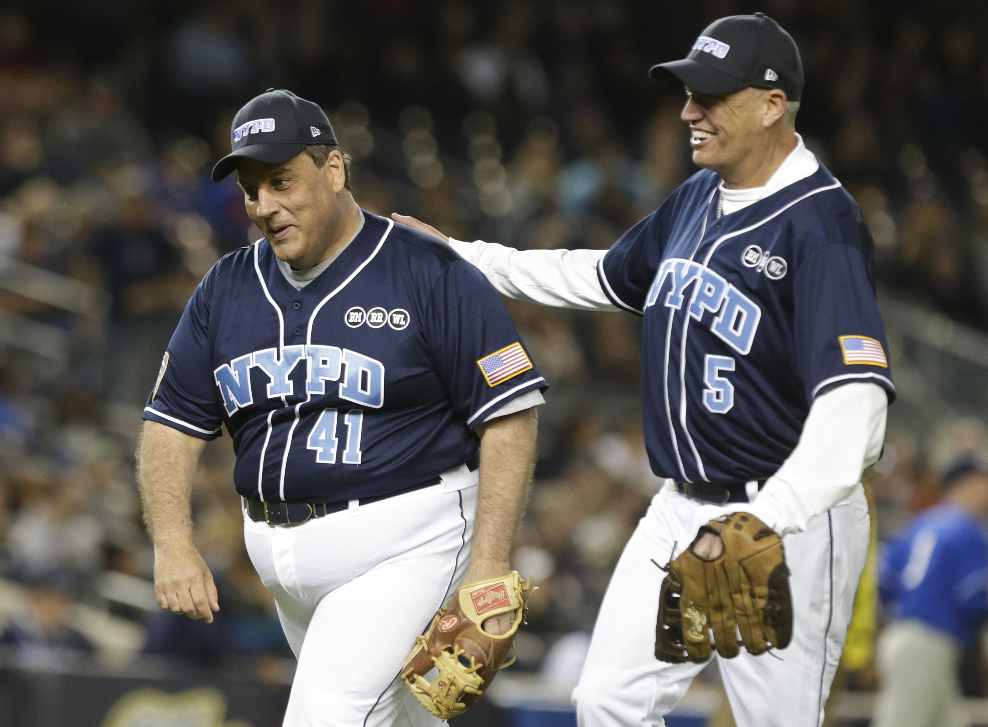 Chris Christie Confronts Heckler at Milwaukee Baseball Game