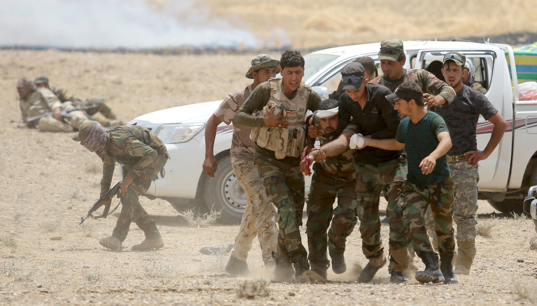 Isis News Irak