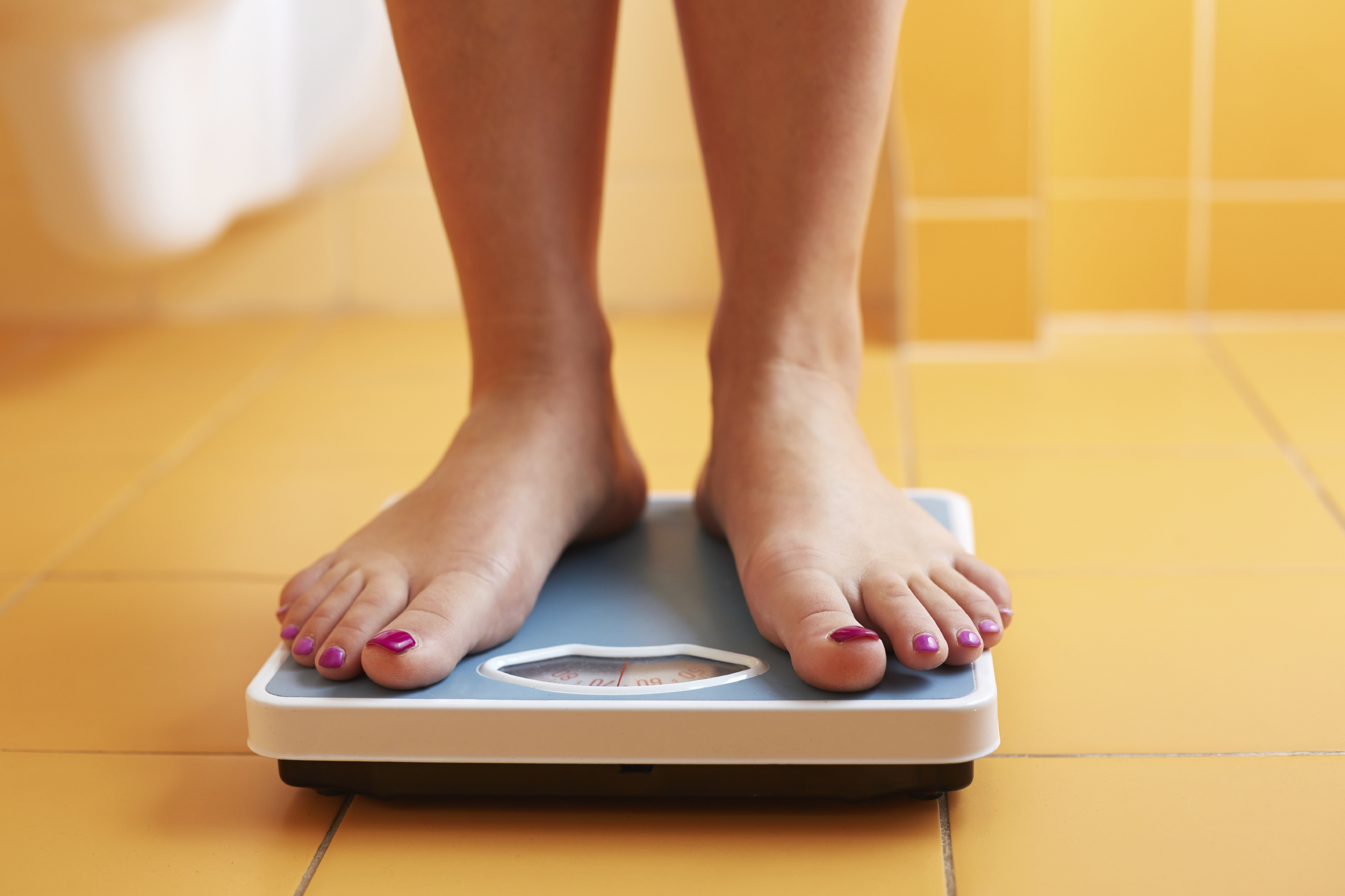 Home Bathroom Scales Daily Weigh Ins Tracking Could Improve Weight Loss Success Cbs News