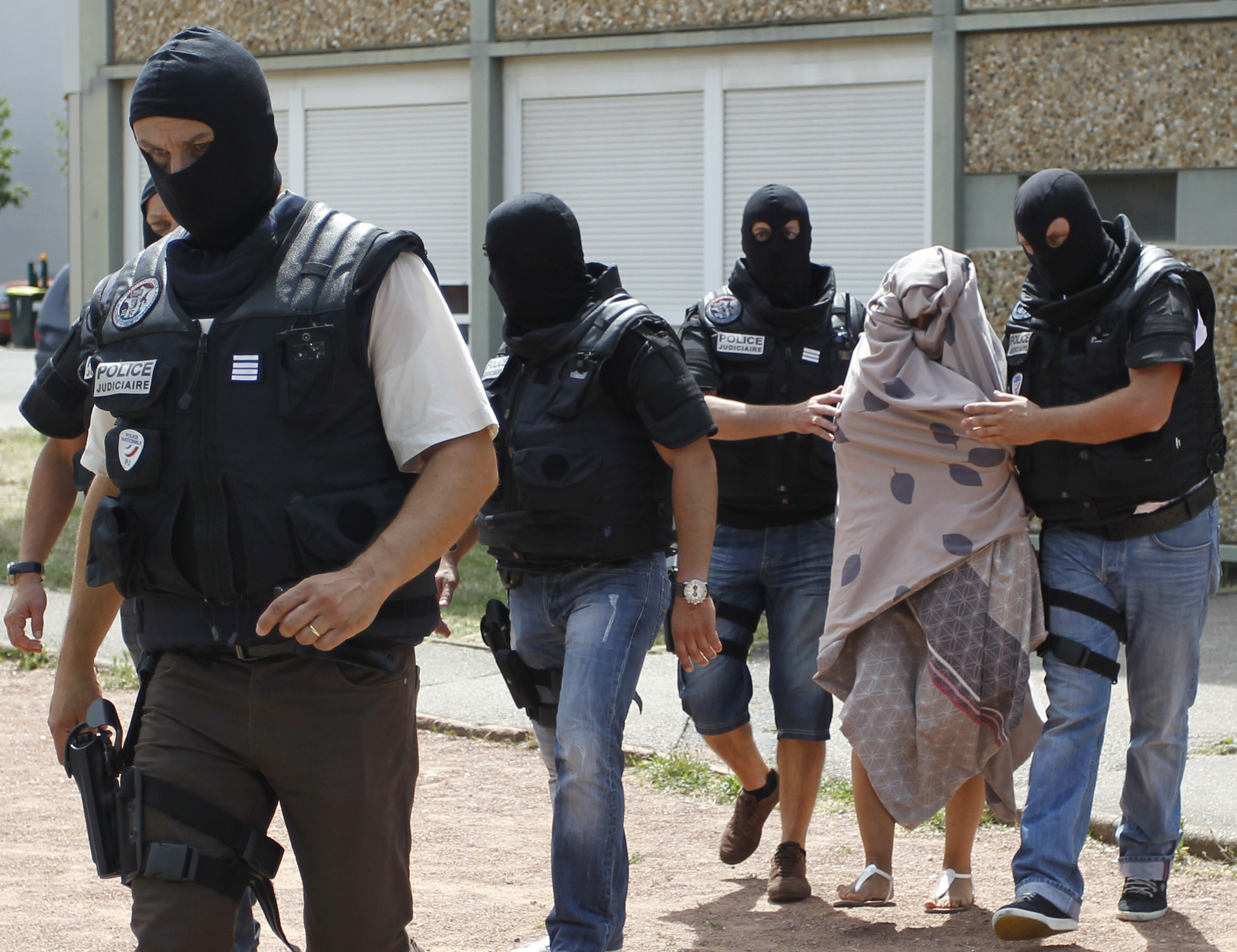 Terrorist Photo: Man Decapitated In France Terror Attack