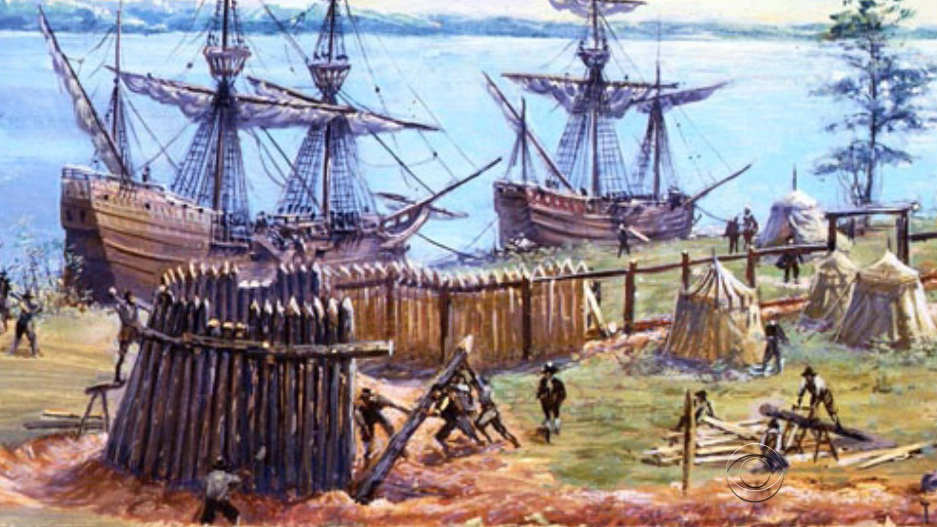 Jamestown discovery un...