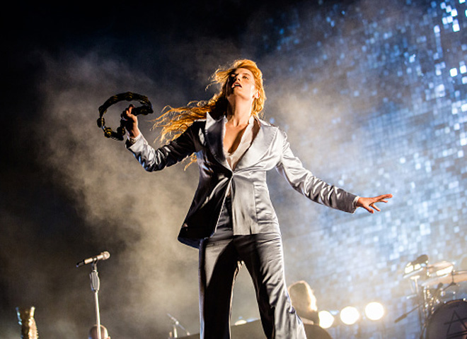 florence and machine chicago