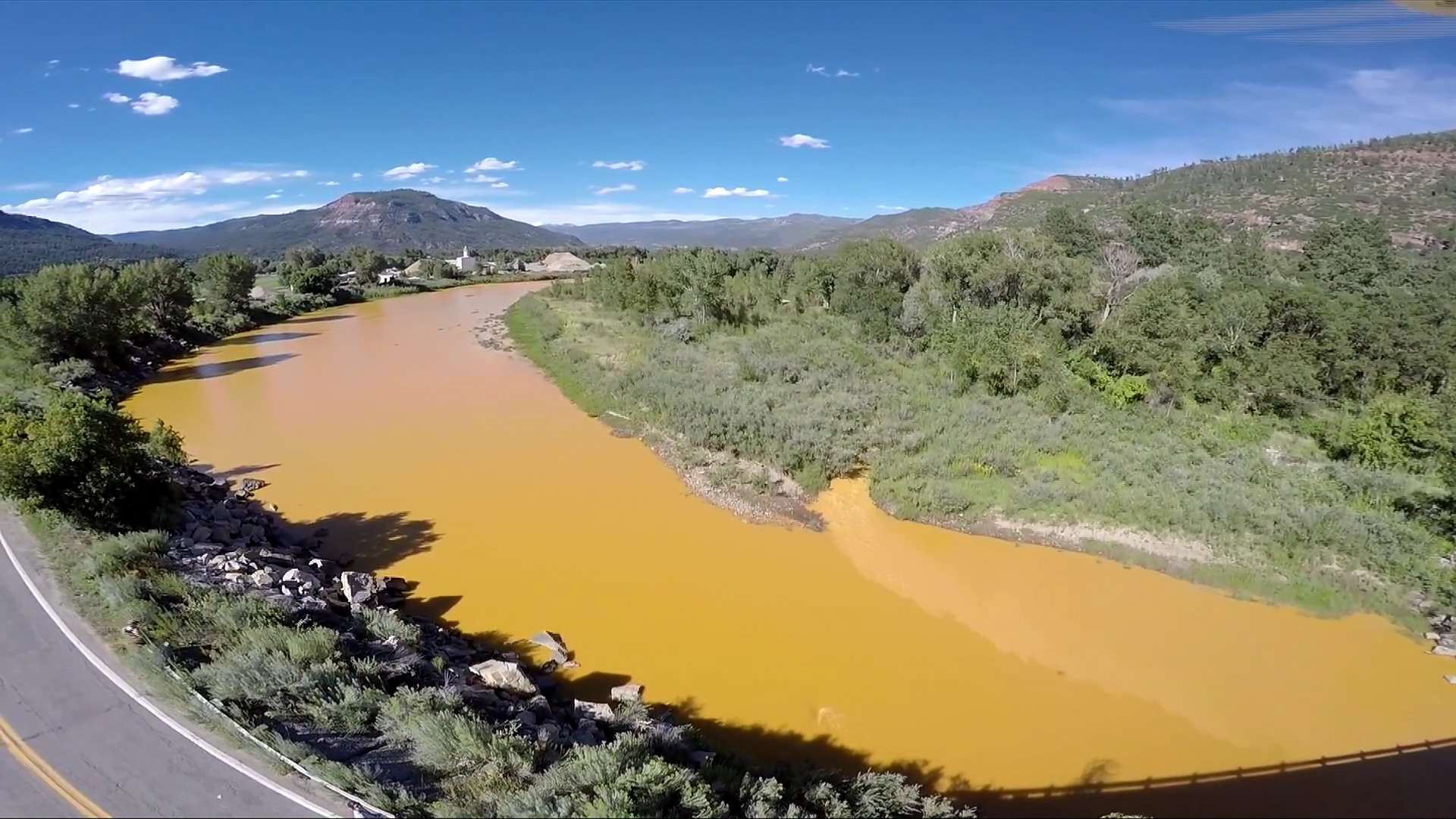 Animas River Reopens For Recreational Use After Mine Spill