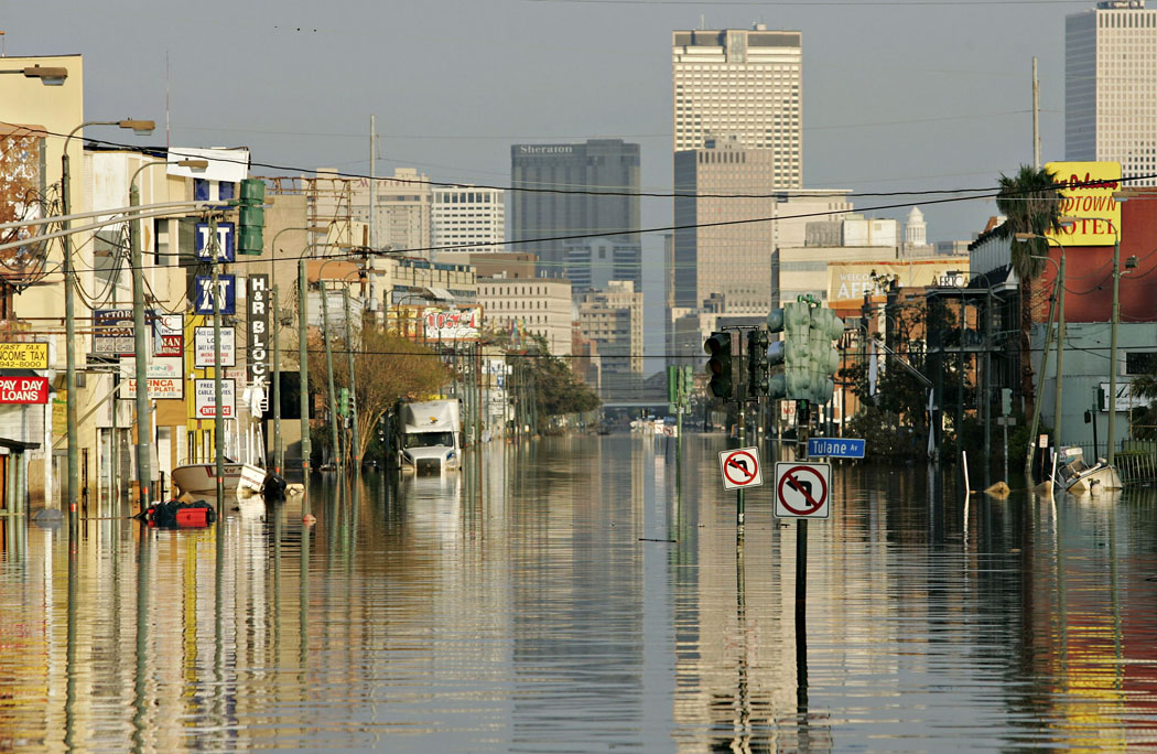 essay on hurricane katrina in new orleans