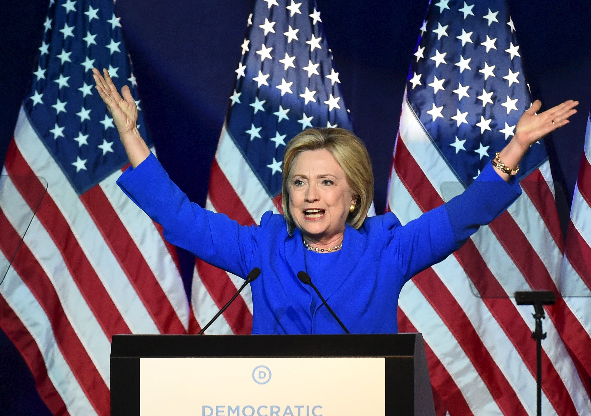 Gefilte fish - Election 2016: 8 of the quirkier Hillary ...
