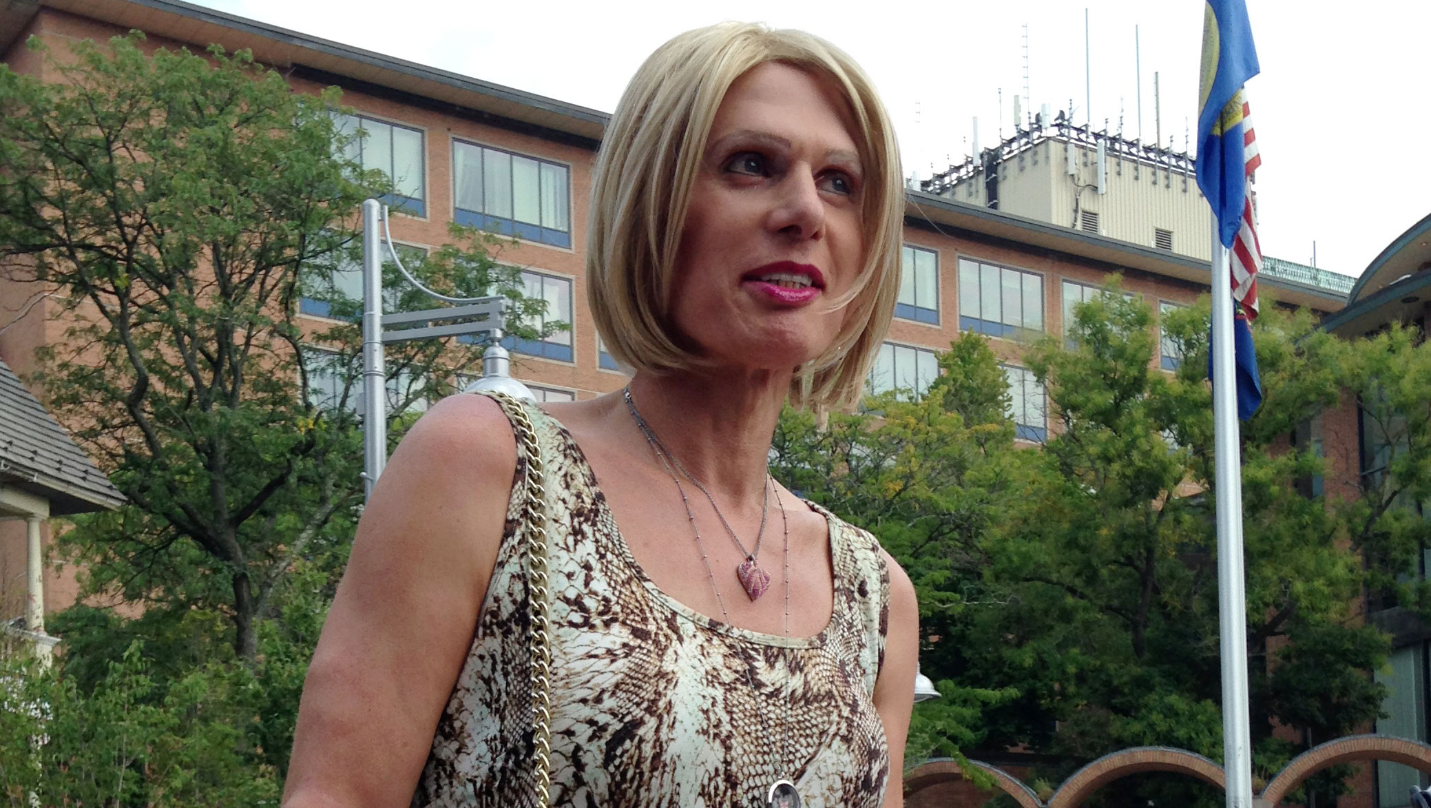 Judge Sides With Woman Seeking Gender Reassignment Surgery