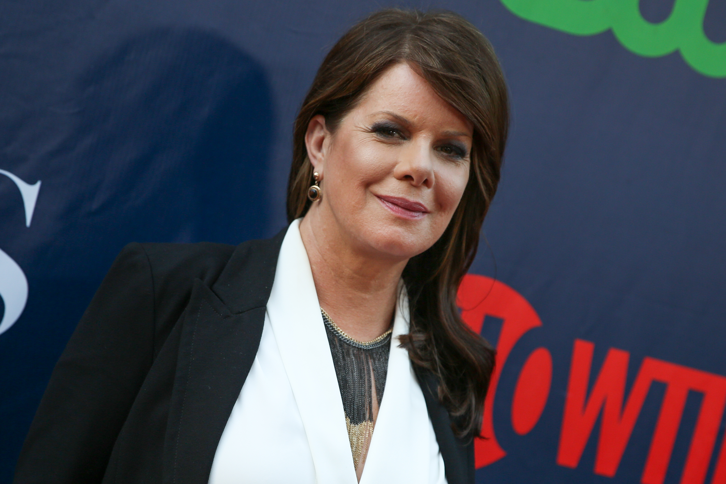 Marcia Gay Harden On The Challenge Of Bloody Quot Code Black
