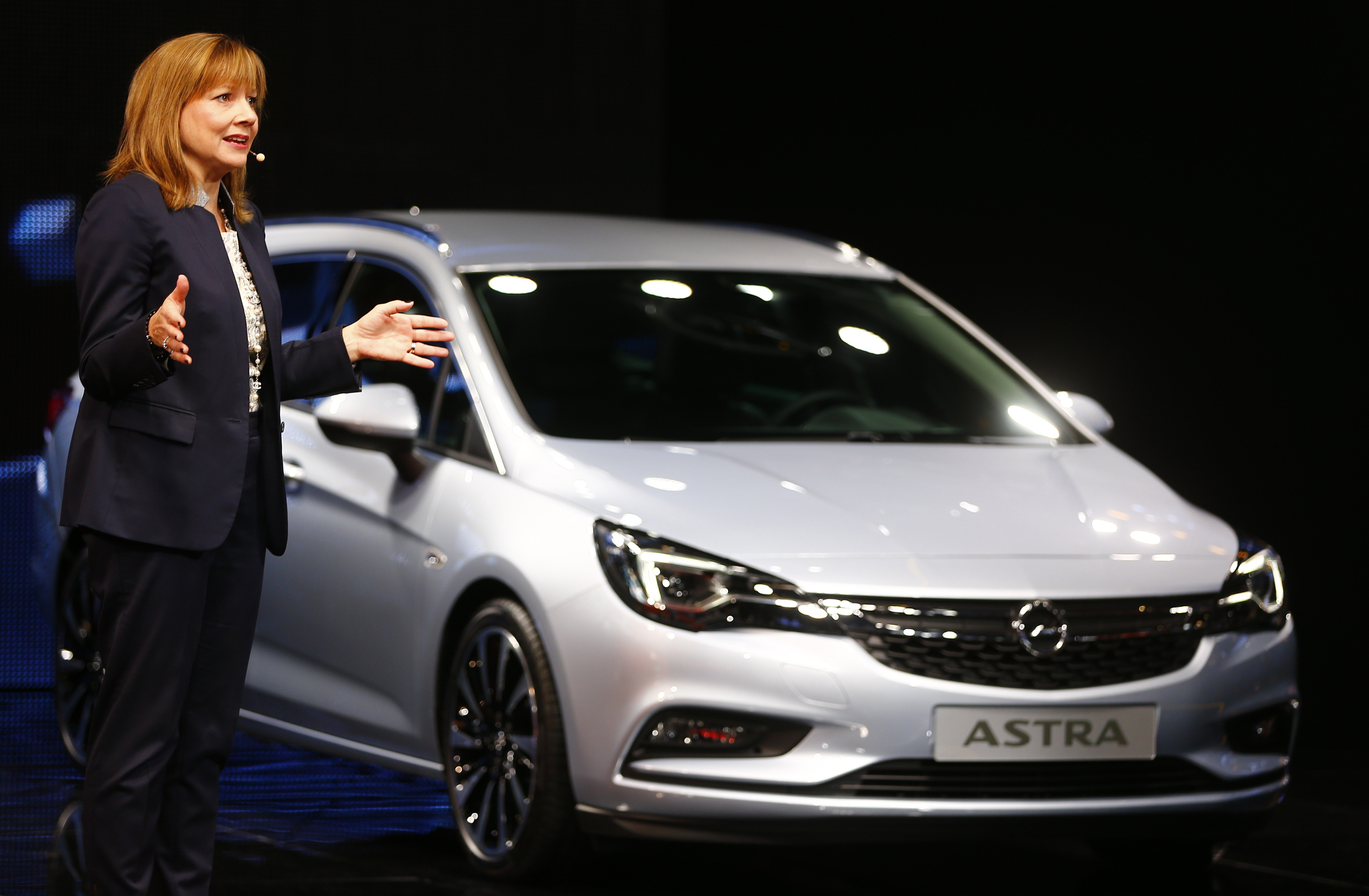 Gm may sell its opel unit to france s psa cbs news for General motors retiree death benefits