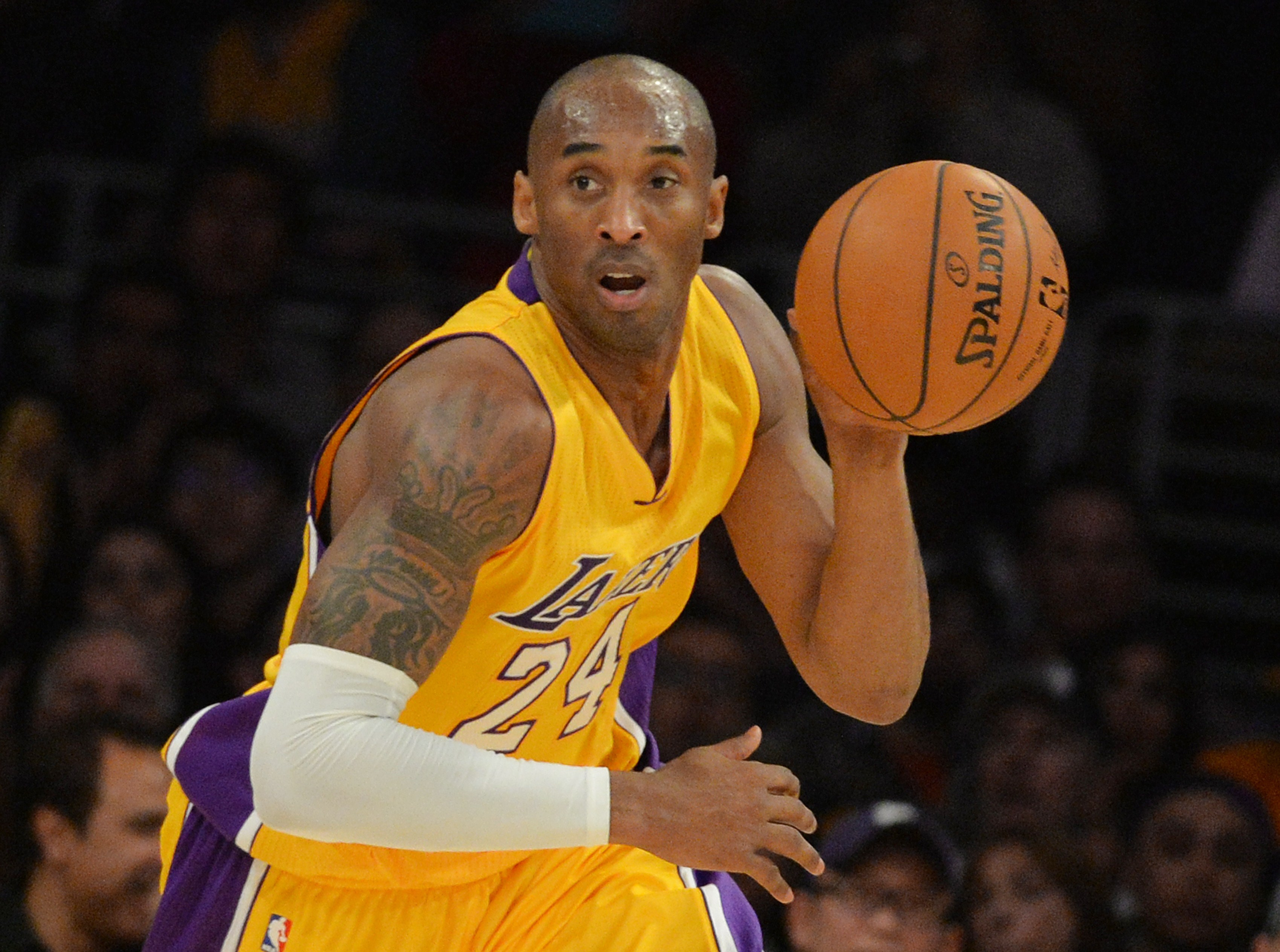 Kobe Bean Bryant - 24 facts about amazing Kobe Bryant - Pictures - CBS News