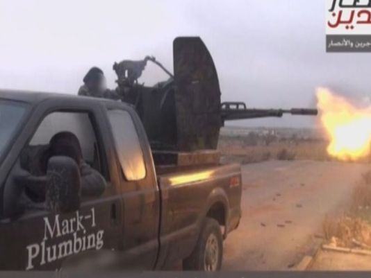 Texas plumber: I didn't sell my truck to ISIS