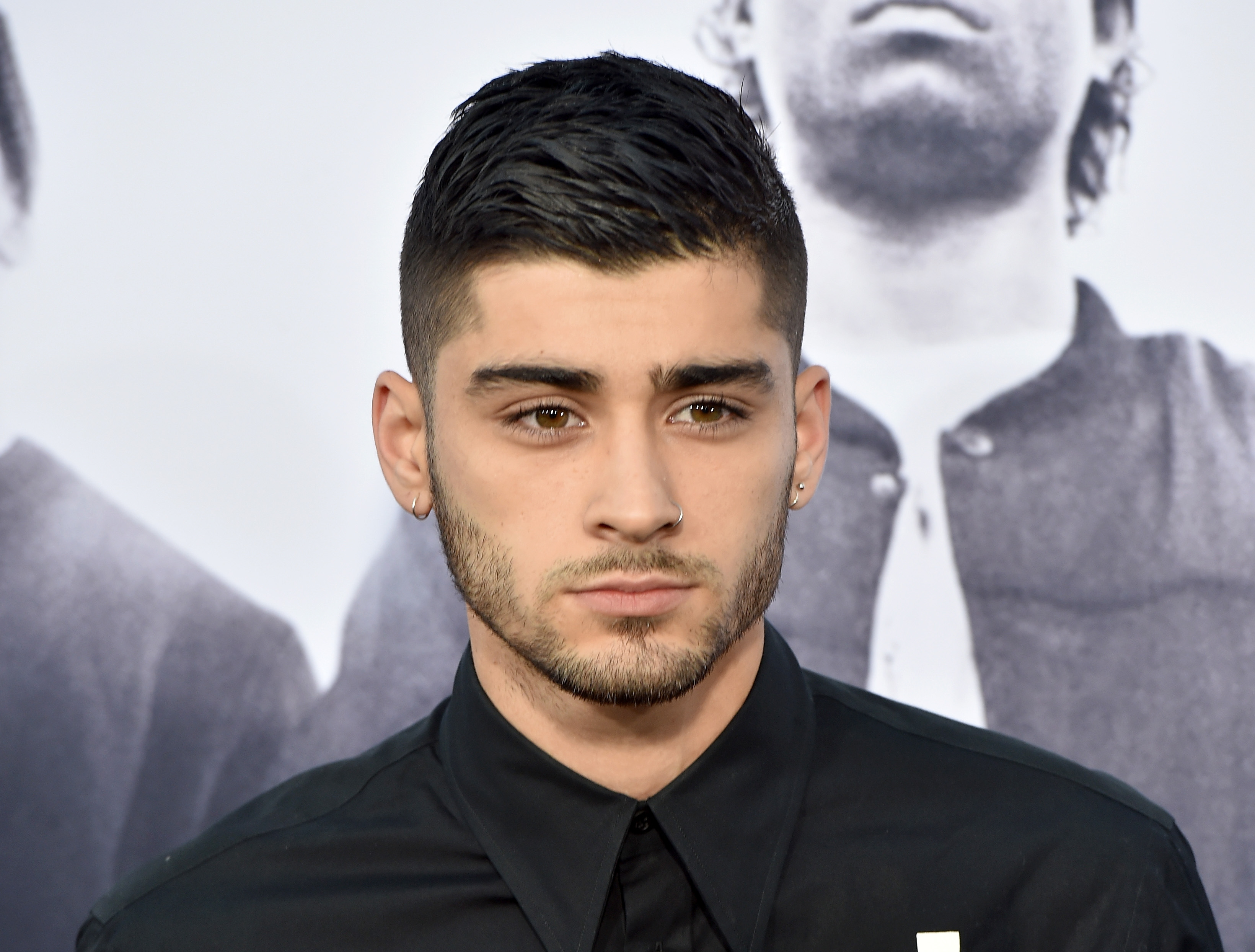 Zayn Malik      Famous celebrities who are Muslim   Pictures   CBS News