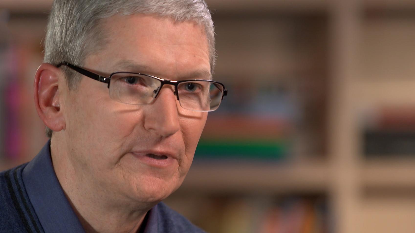 "Apple CEO calls overseas tax rap ""political crap"" - CBS News"