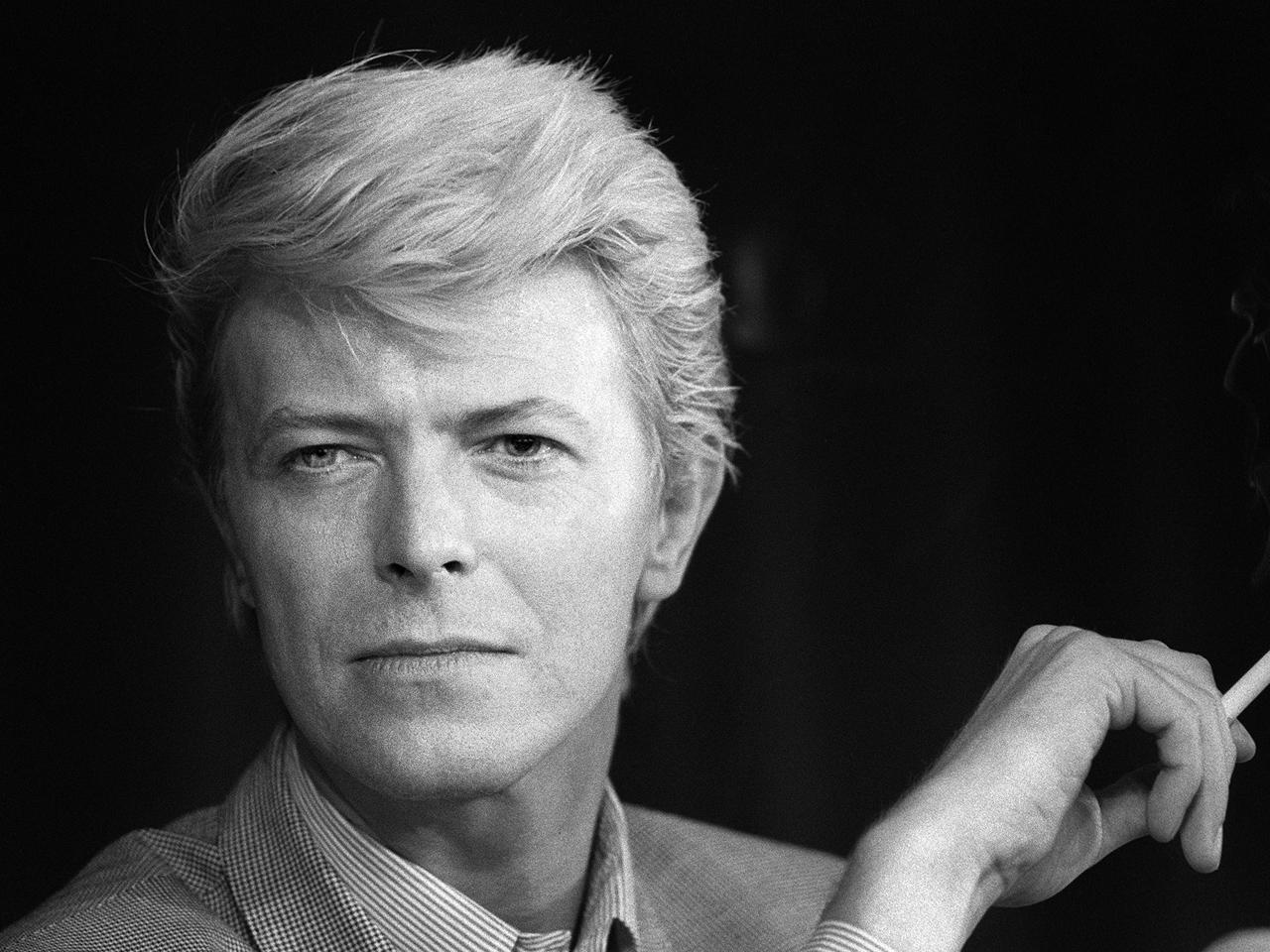 A Music Icon - David B...