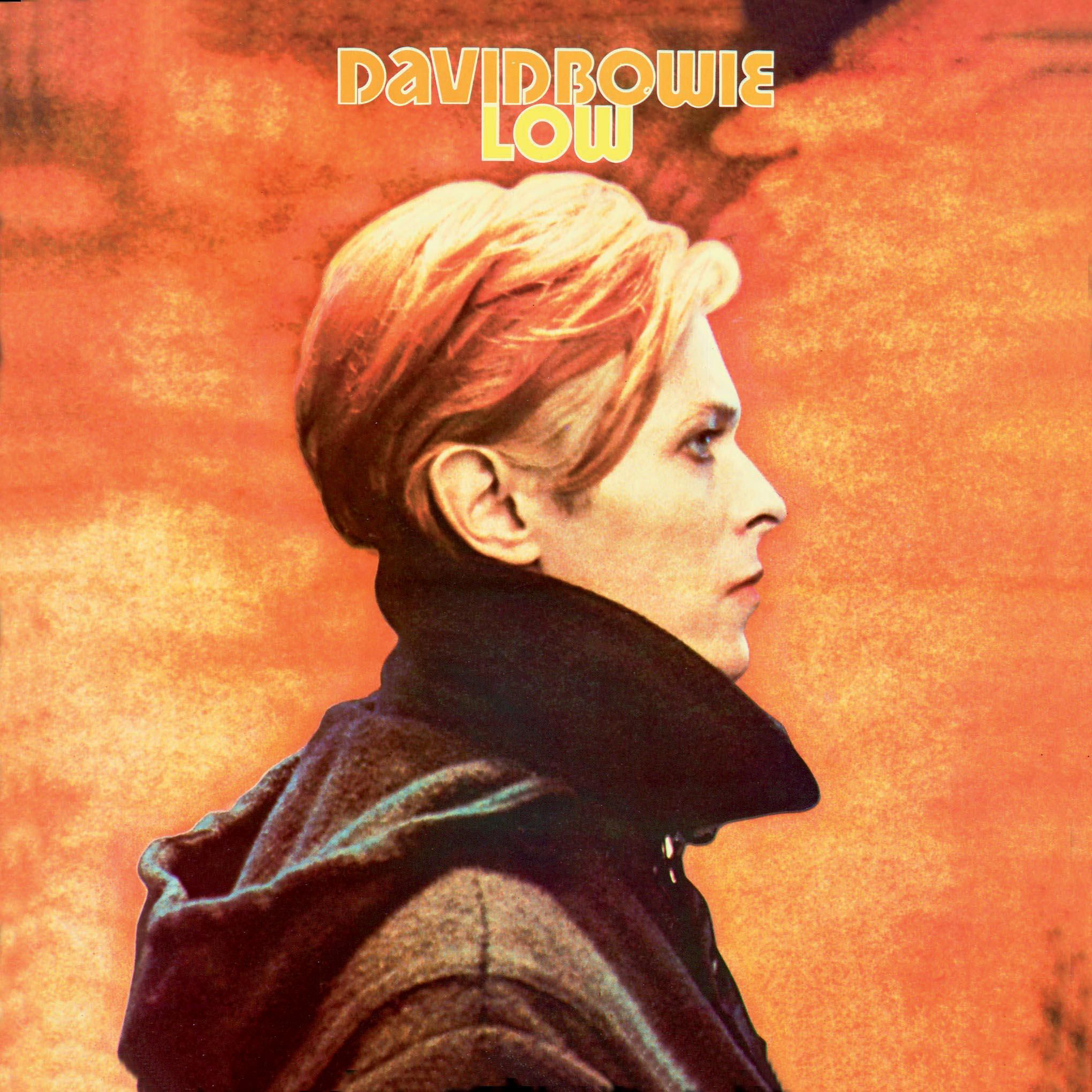 David Bowie Low Promo