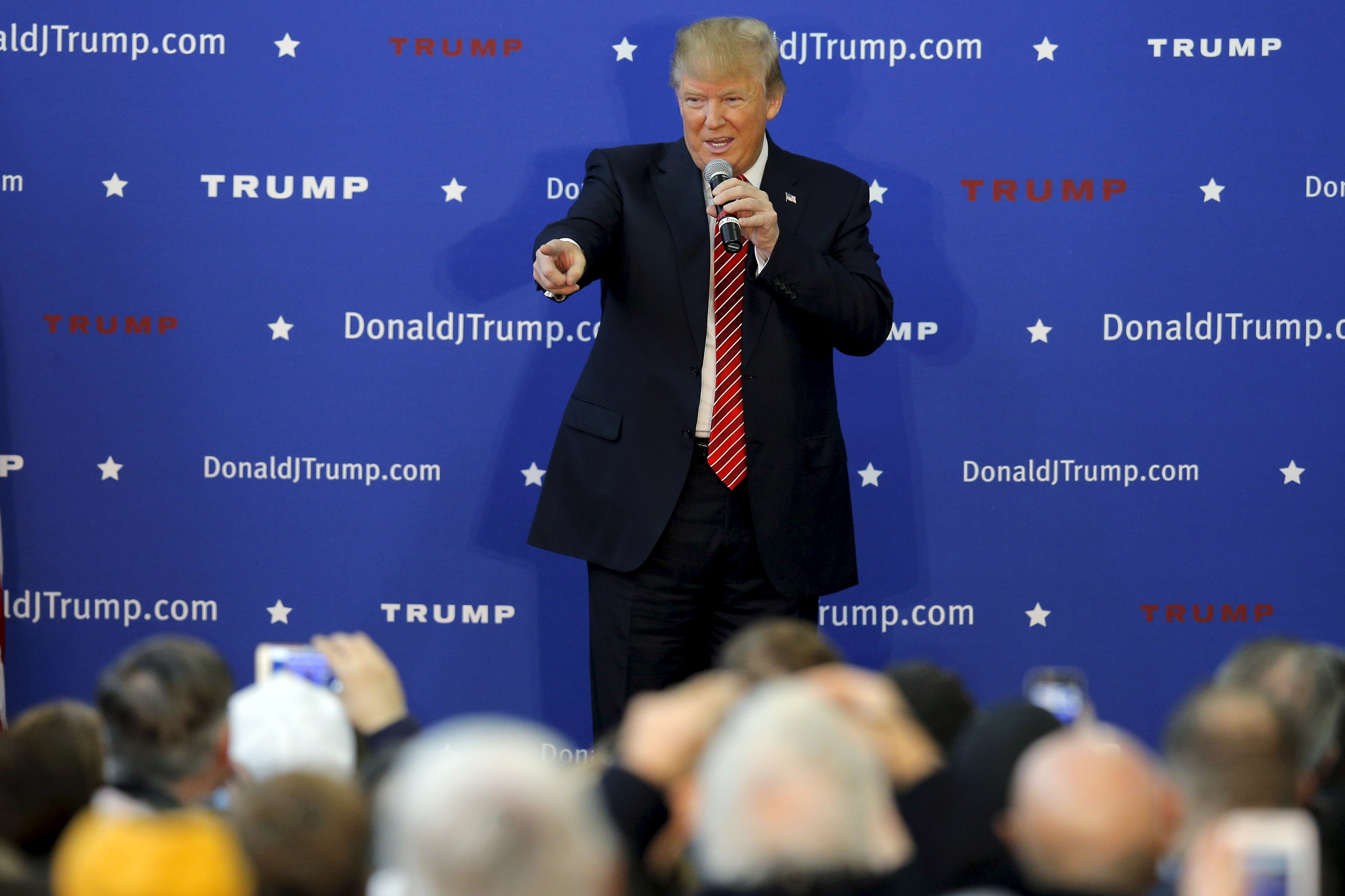 Donald Trump s Anti Establishment Scam   The Huffington Post Passive Persuasion Skills