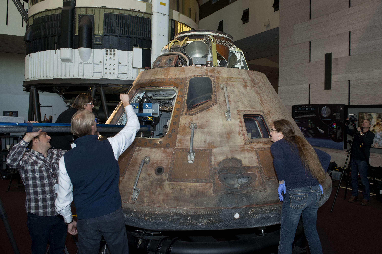 apollo high school space capsule - photo #42
