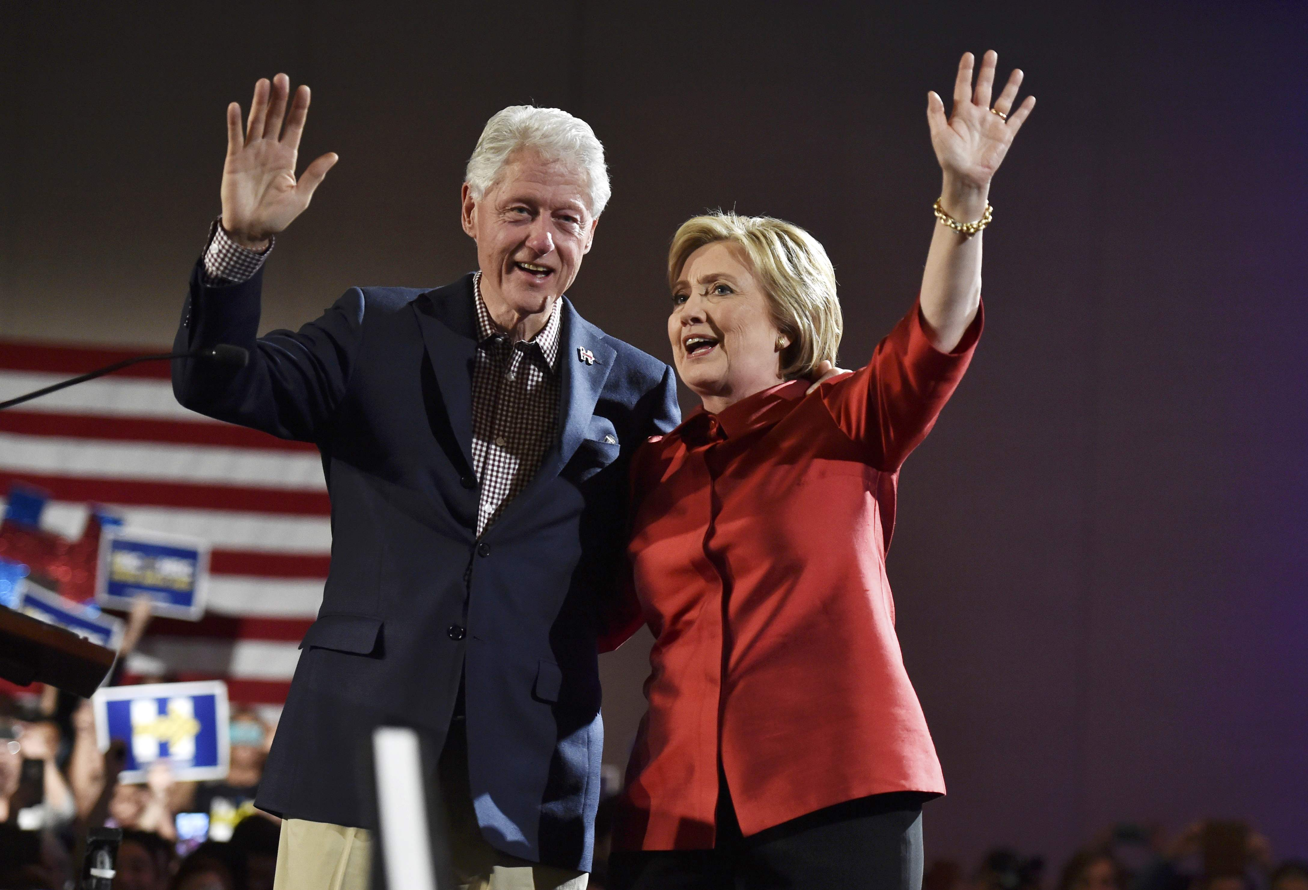 If Hillary Clinton is elected president, what will Bill be ...