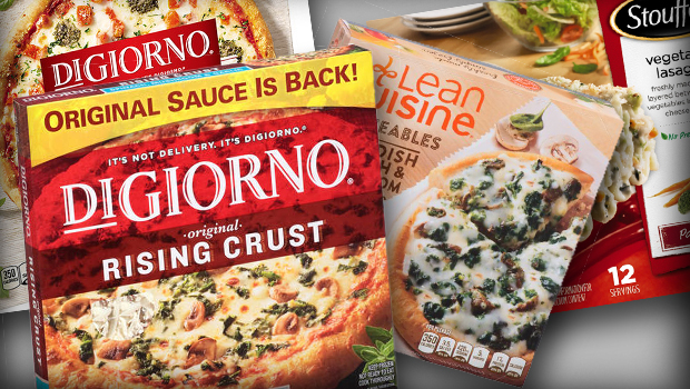 nestle recalls some digiorno  lean cuisine and stouffer s Ritz Logo Welch's Logo
