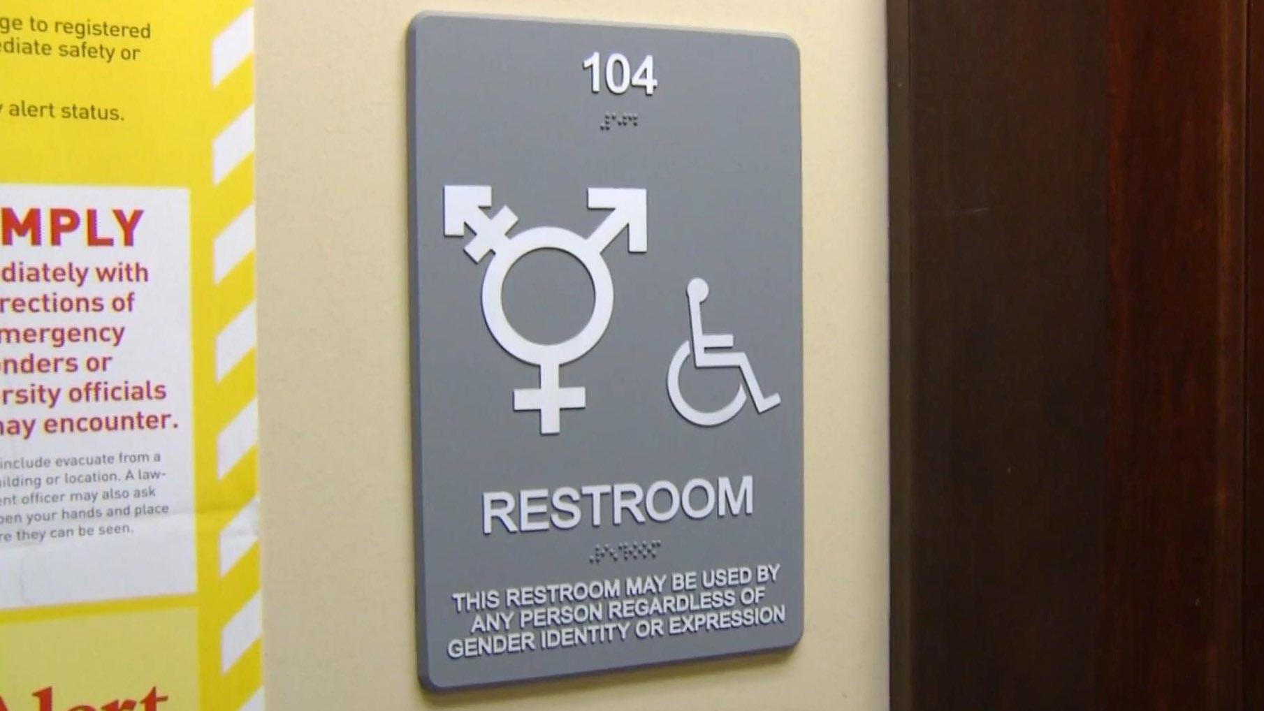 transgender bathroom use debates play out across u.s. - cbs news