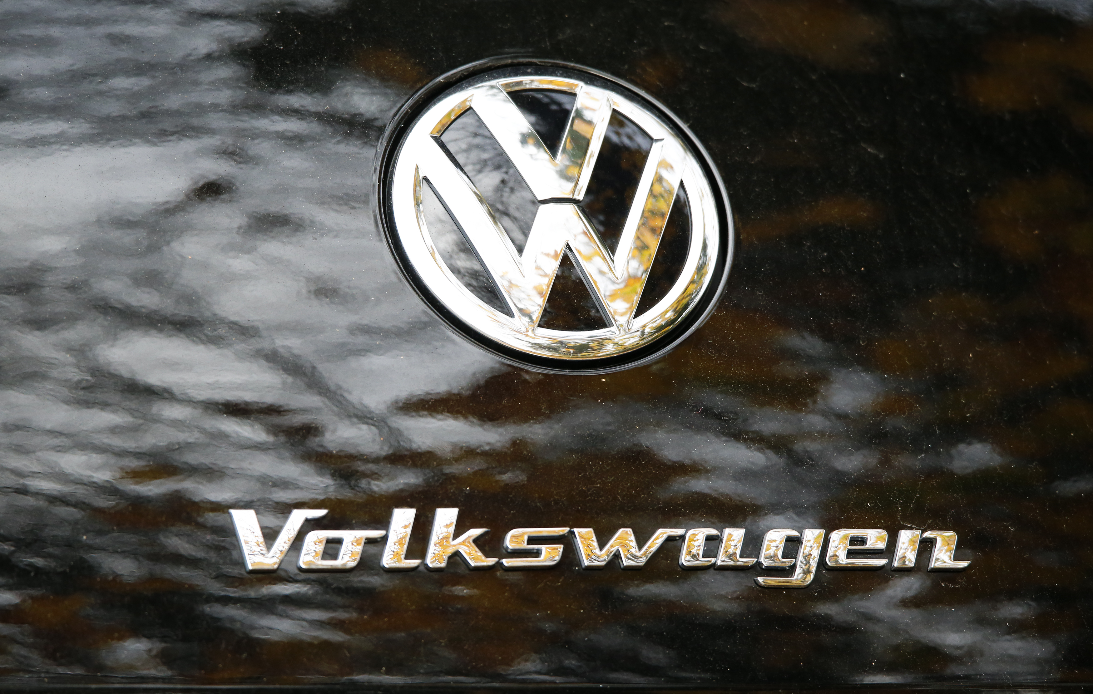Embattled Volkswagen has bought back half of polluting vehicles