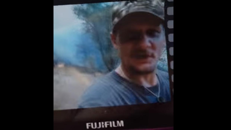 Arsonist Wayne Huntsman, who took u0026quot;selfieu0026quot; video after igniting ...