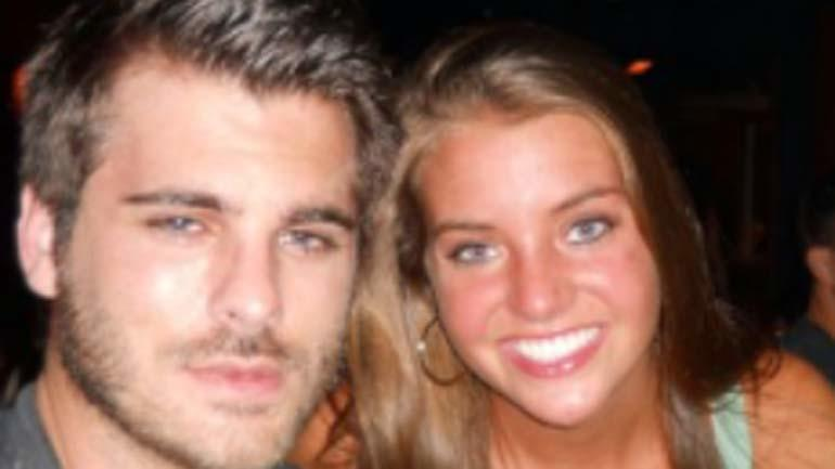 Ryan Poston and Shayna Hubers