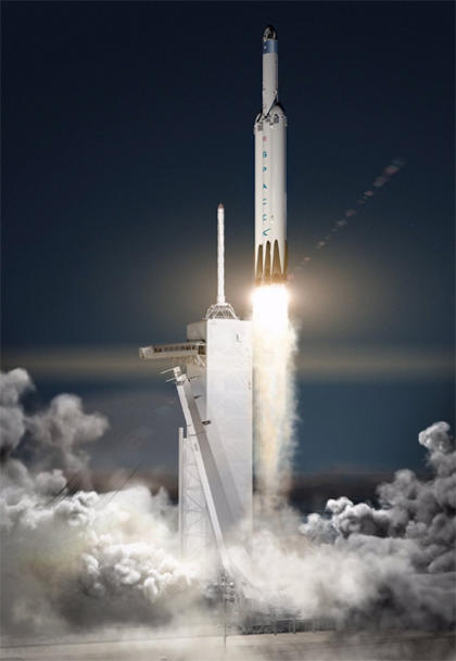 mars landing spacex - photo #11