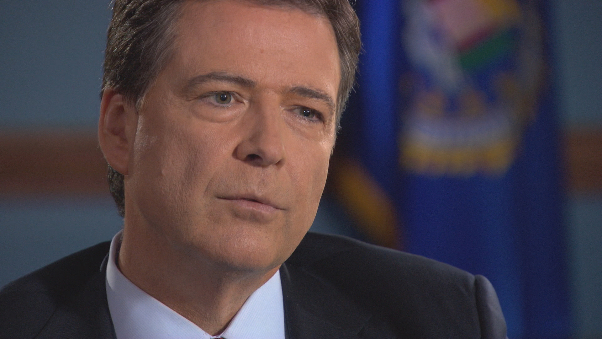 2014 An Interview With Fbi Director James Comey