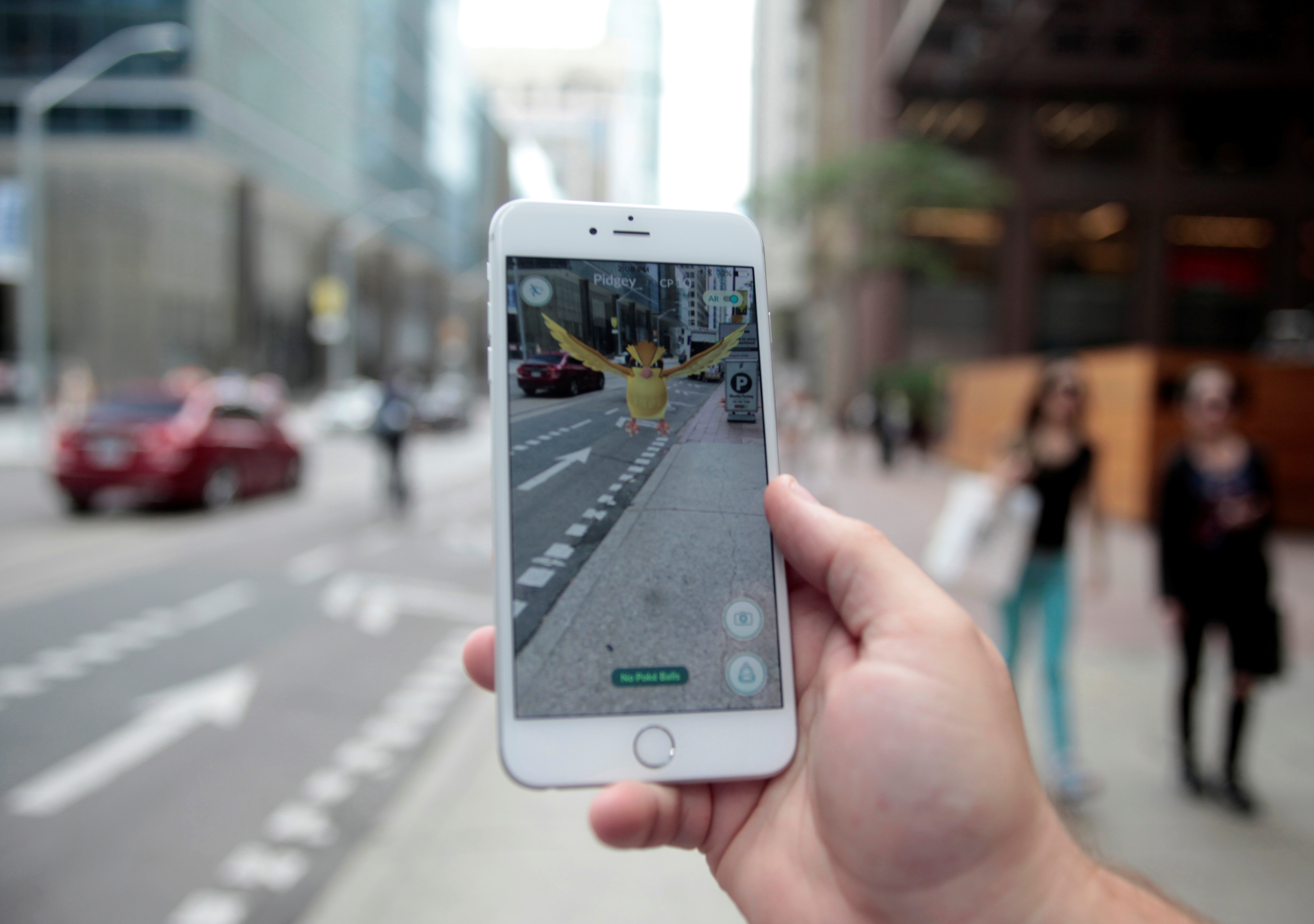 If Hunting For Pok  mon Is Your Physical Activity  You Better Be     Pinterest Pok  mon Go is the latest mobile game that encourages players to use their  smartphones  GPS
