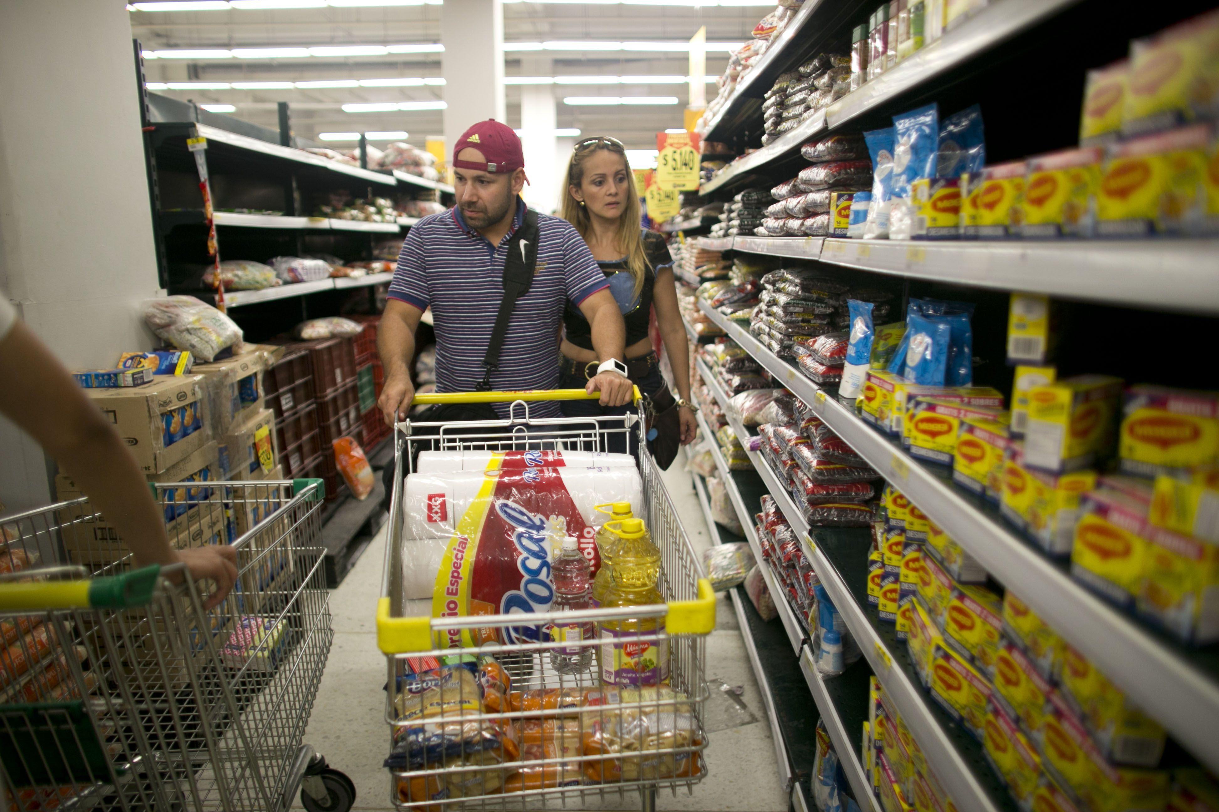 Food Shortage In Venezuela