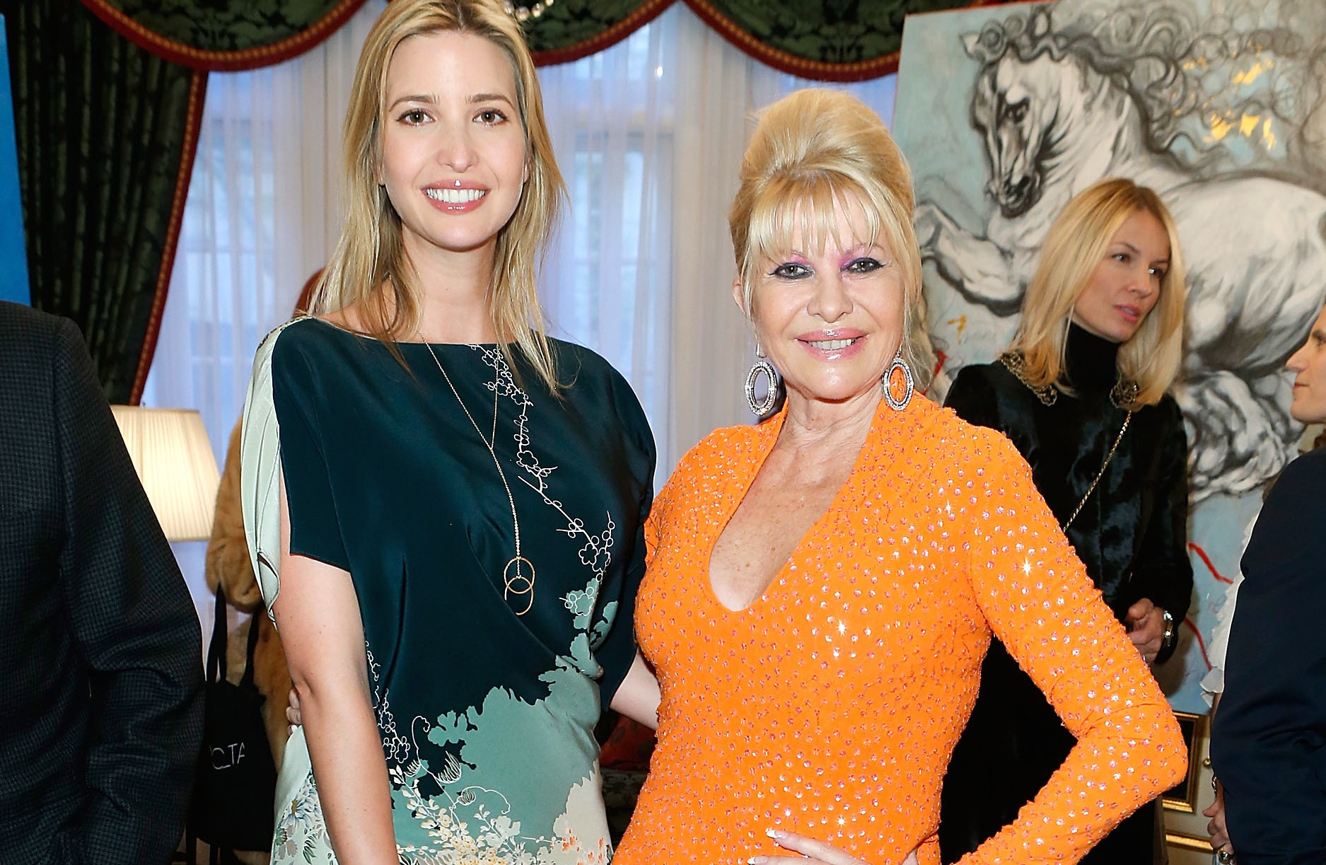 Who is Ivanka Trump's mom? - CBS News