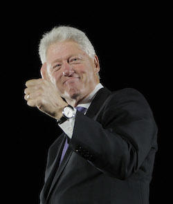 "bill clinton should not be re elected as the president of the united states 2 days ago  ""i am america's hope and the president's nightmare,"" @ilhanmn  hollywood  tape in the waning weeks of the 2016 election is helping  ""we're going to have  to try to top it, but we have a lot of planes going over  finally, as a polarizing  president, trump won't be able to triangulate the way bill clinton did."