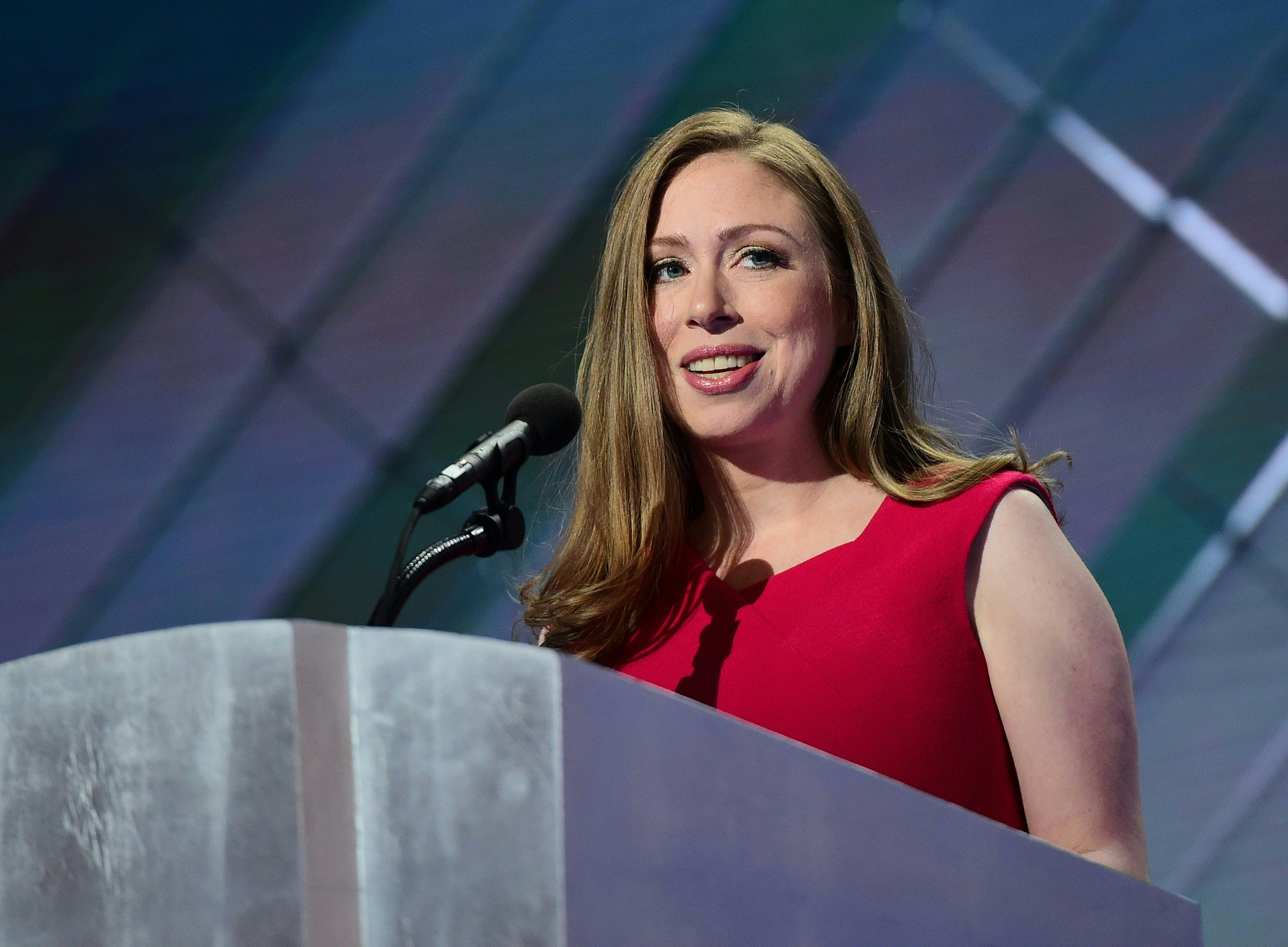 Chelsea Clinton Is Writing A Children's Book Called