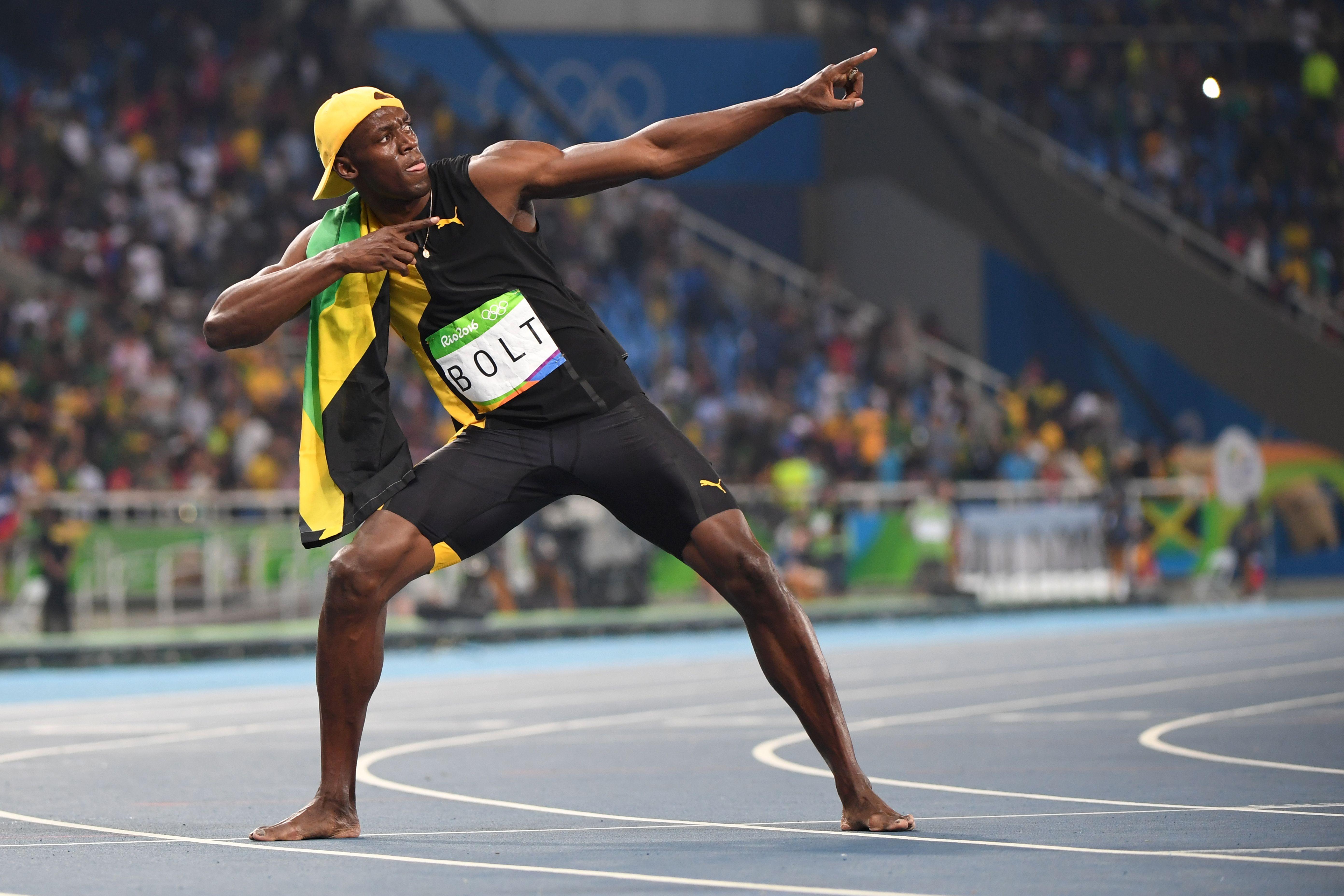 Feet In Meter The Amazing Feet Of Usain Bolt Cbs News