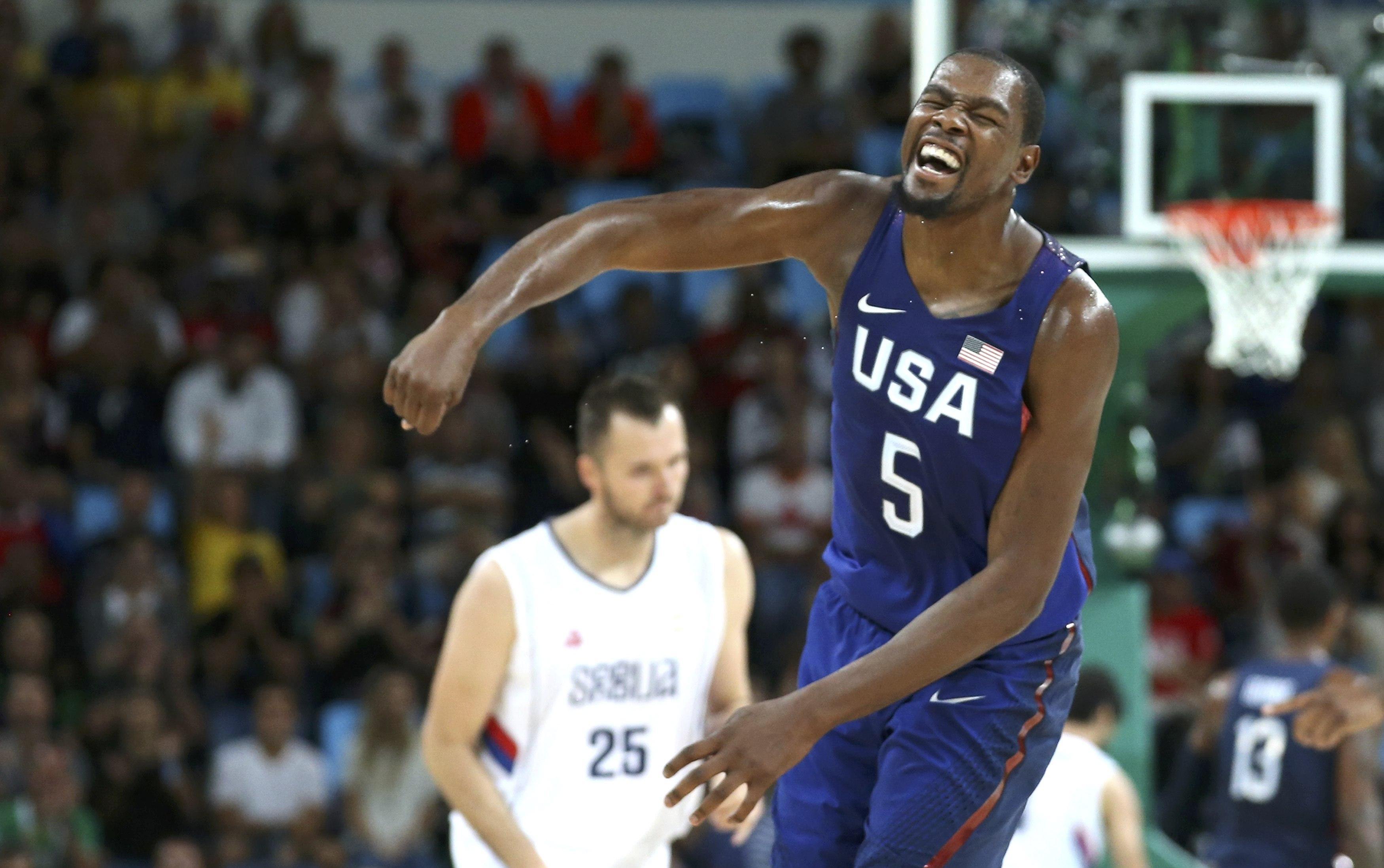 Basketball at the 2016 Summer Olympics - Wikipedia