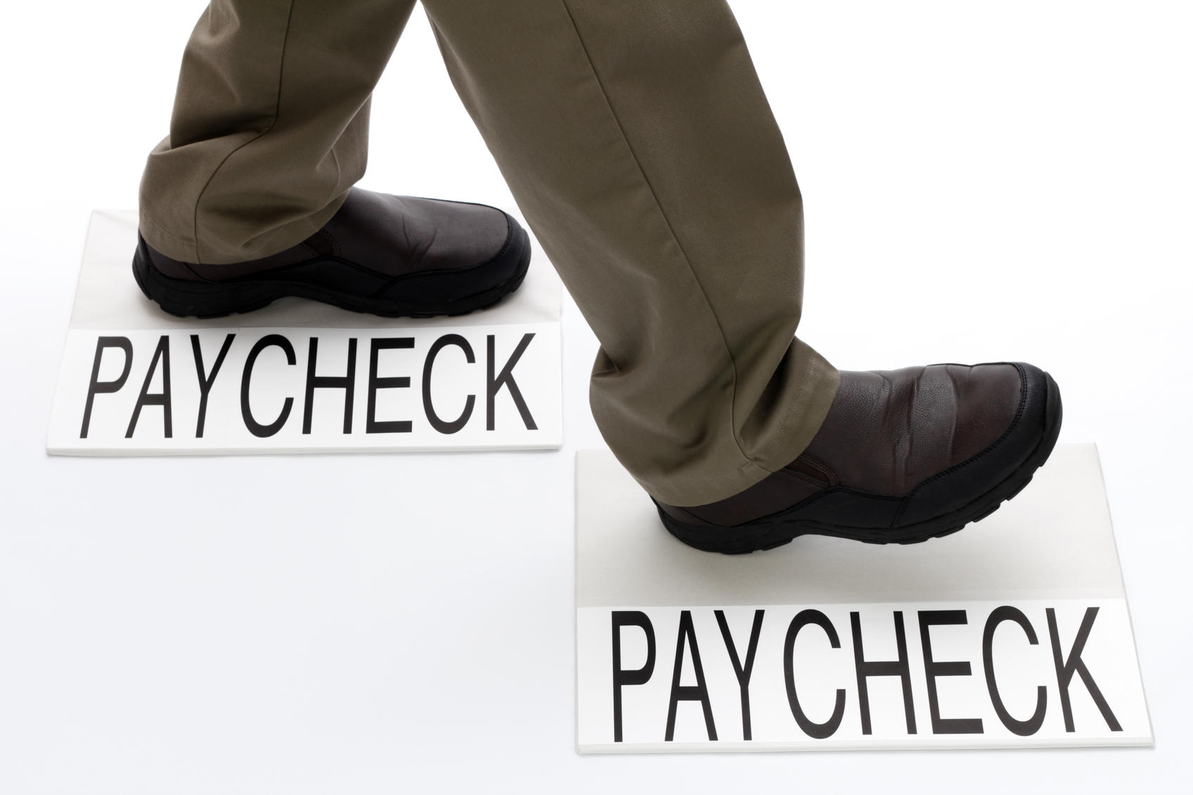 Image result for paycheck to paycheck