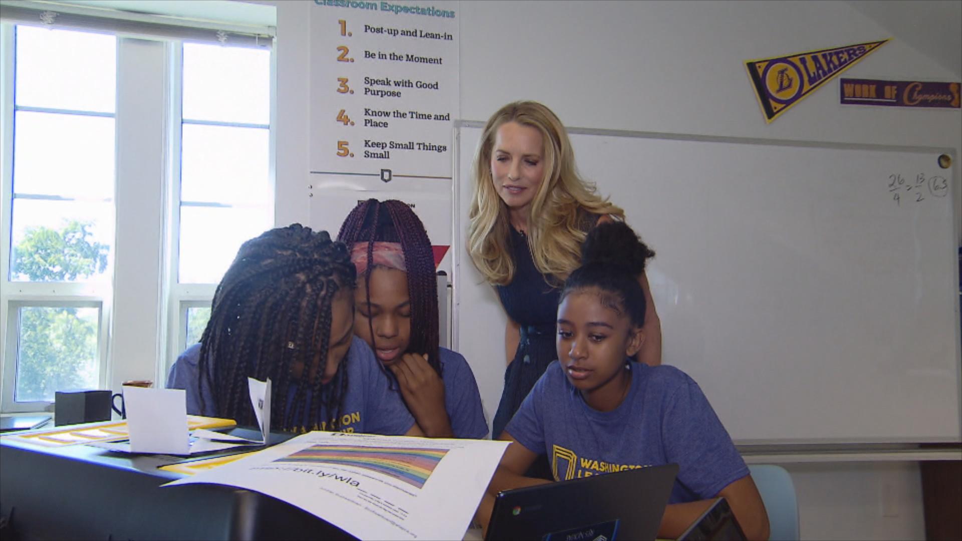 "Driving Jobs Nyc >> Laurene Powell Jobs' ""XQ: The Super School Project"" awards ..."