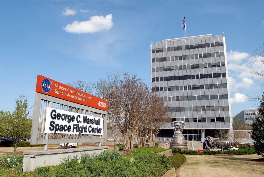 Infant found dead in car at NASA space flight center in ...