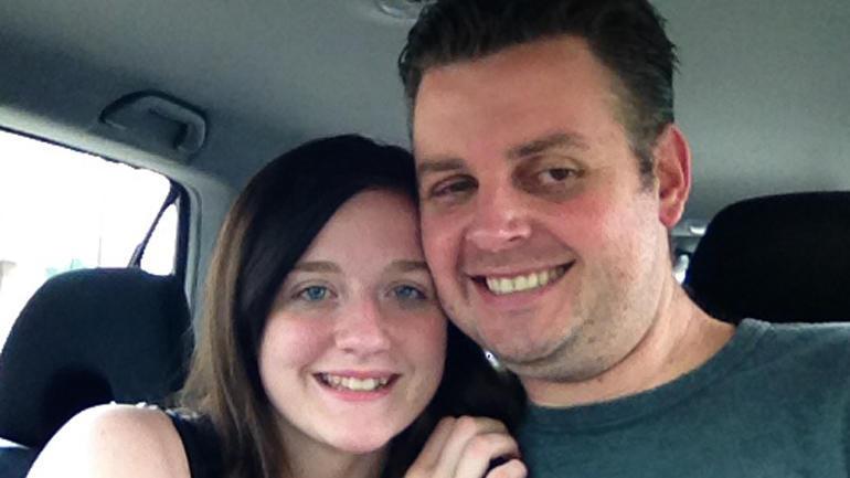 Elizabeth Syrotchen and Jason Richards