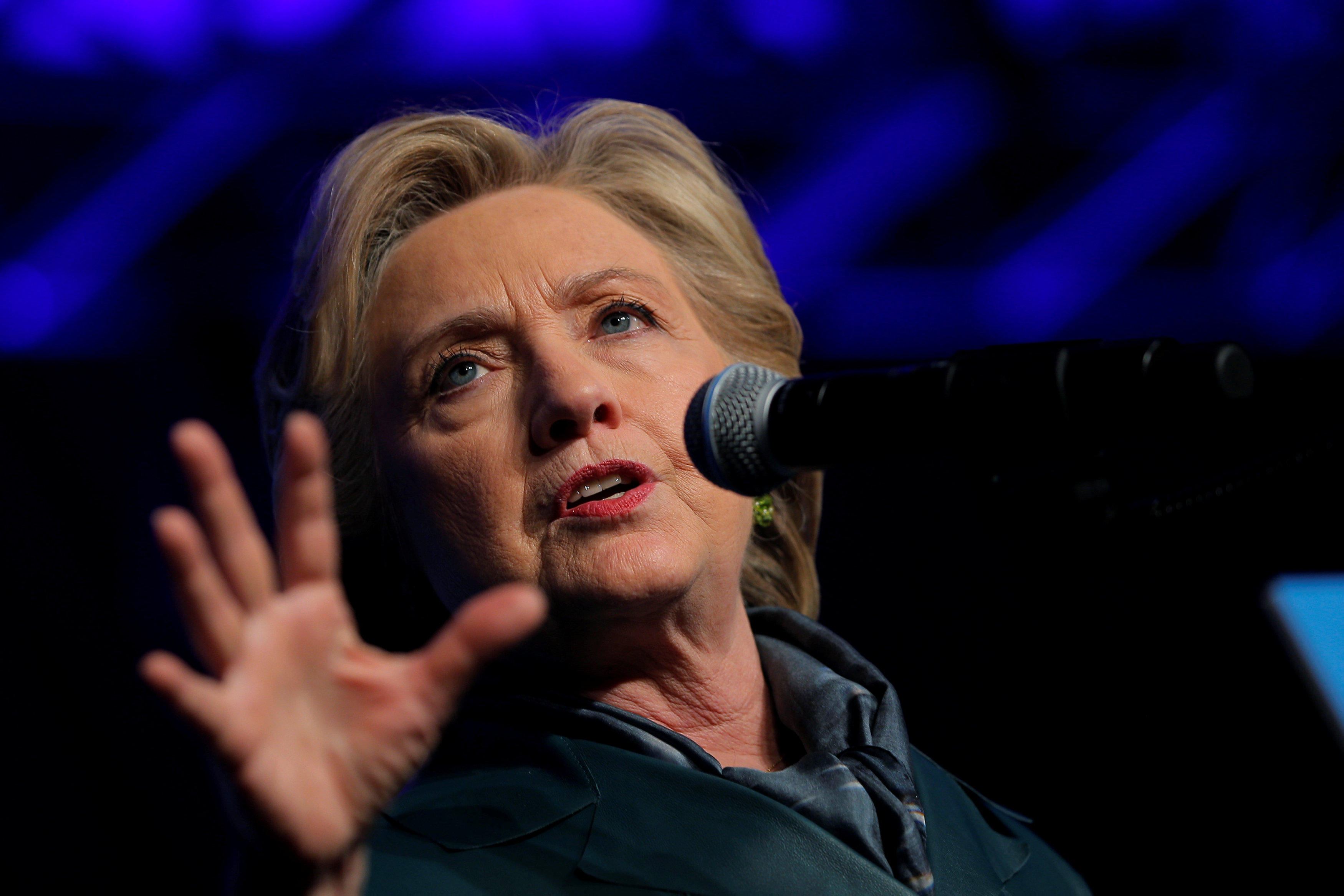 Hillary Clinton reemerging on national stage - CBS News Hillary Rodham Clinton