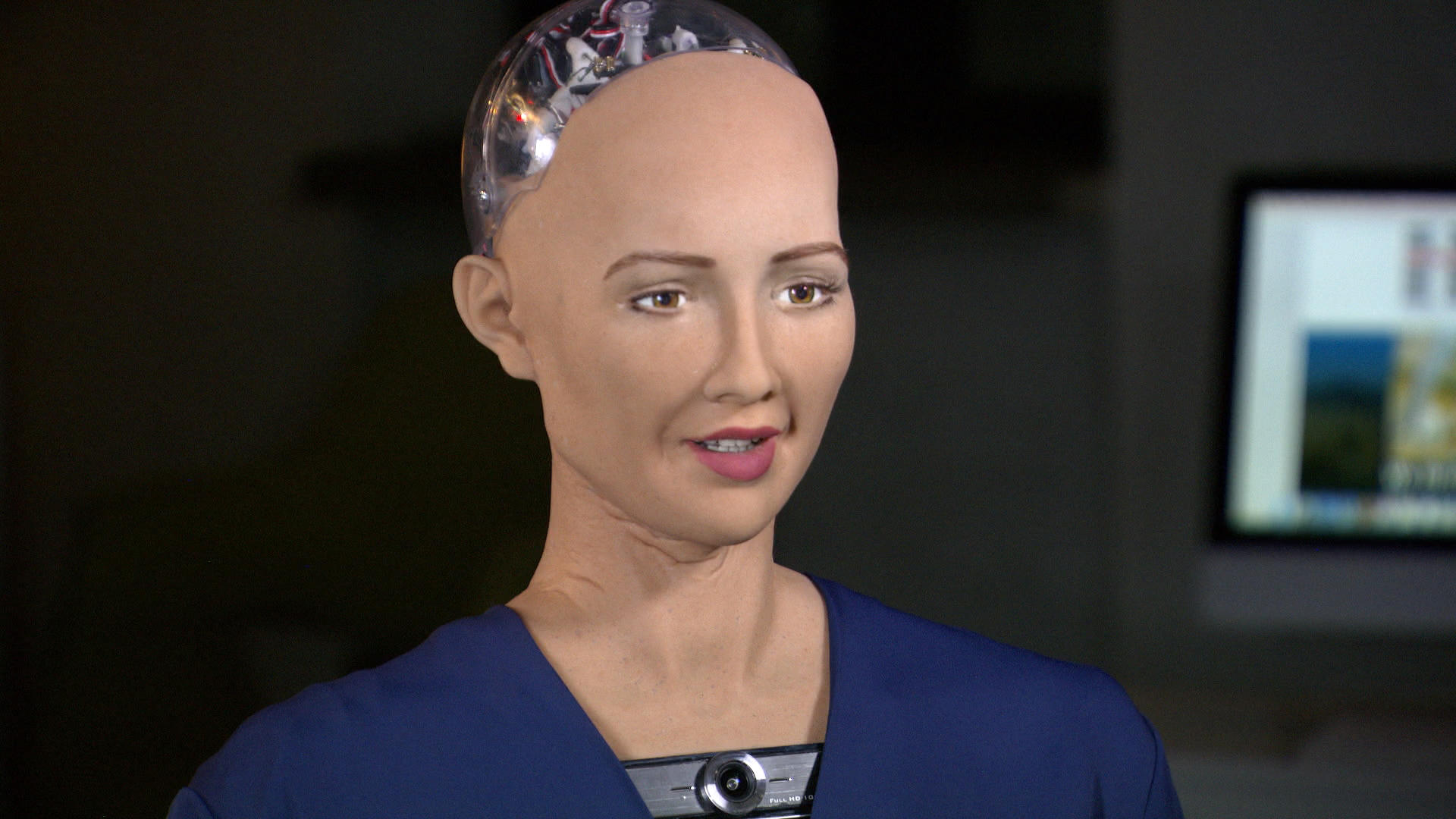 When robots think for themselves - CBS News
