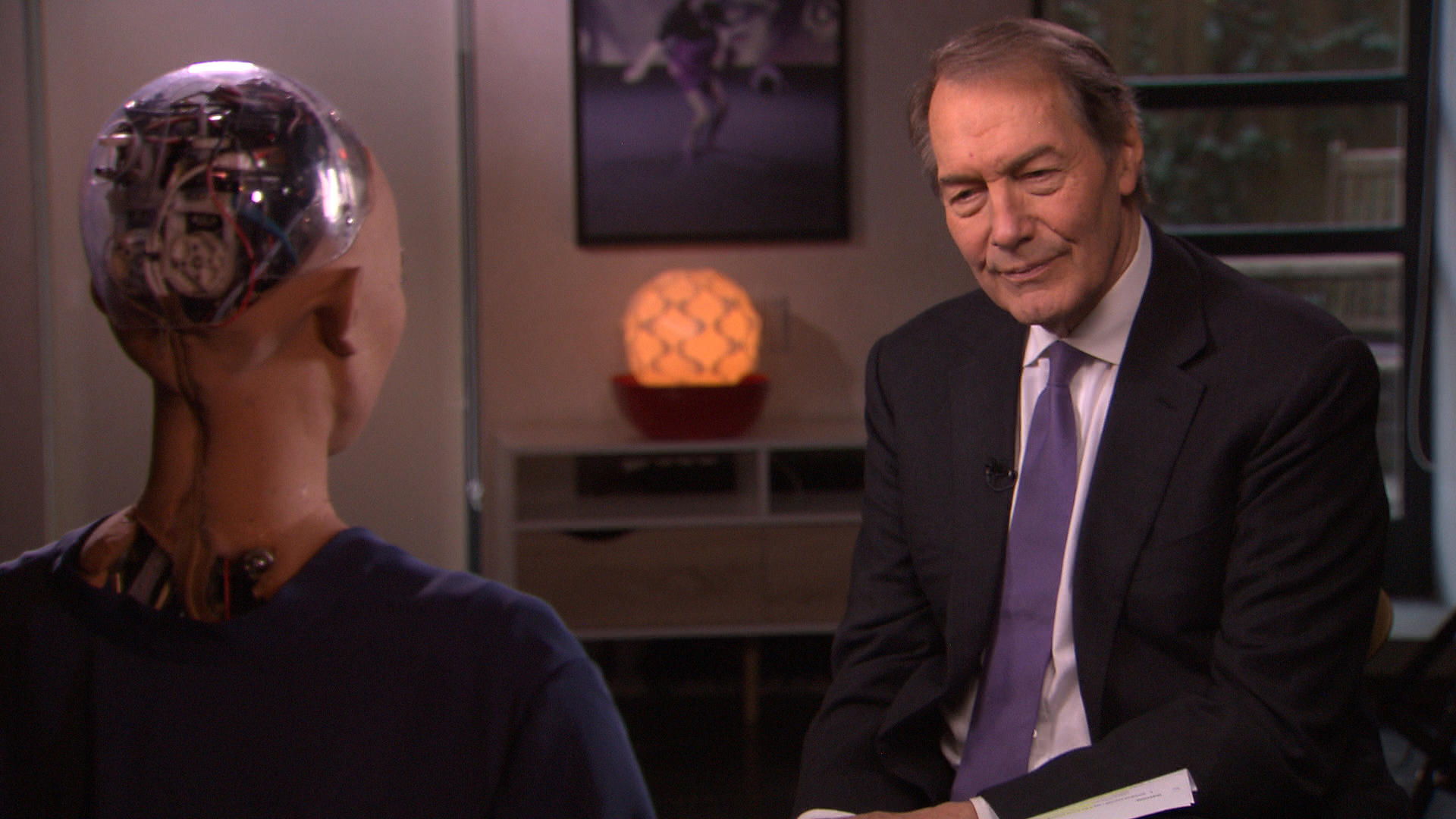 an overview of the 60 minutes show on the cbs television Cbs television studios the interview will be broadcast on 60 minutes, sunday  cbs news sunday morning at the 92nd street yin nyc.