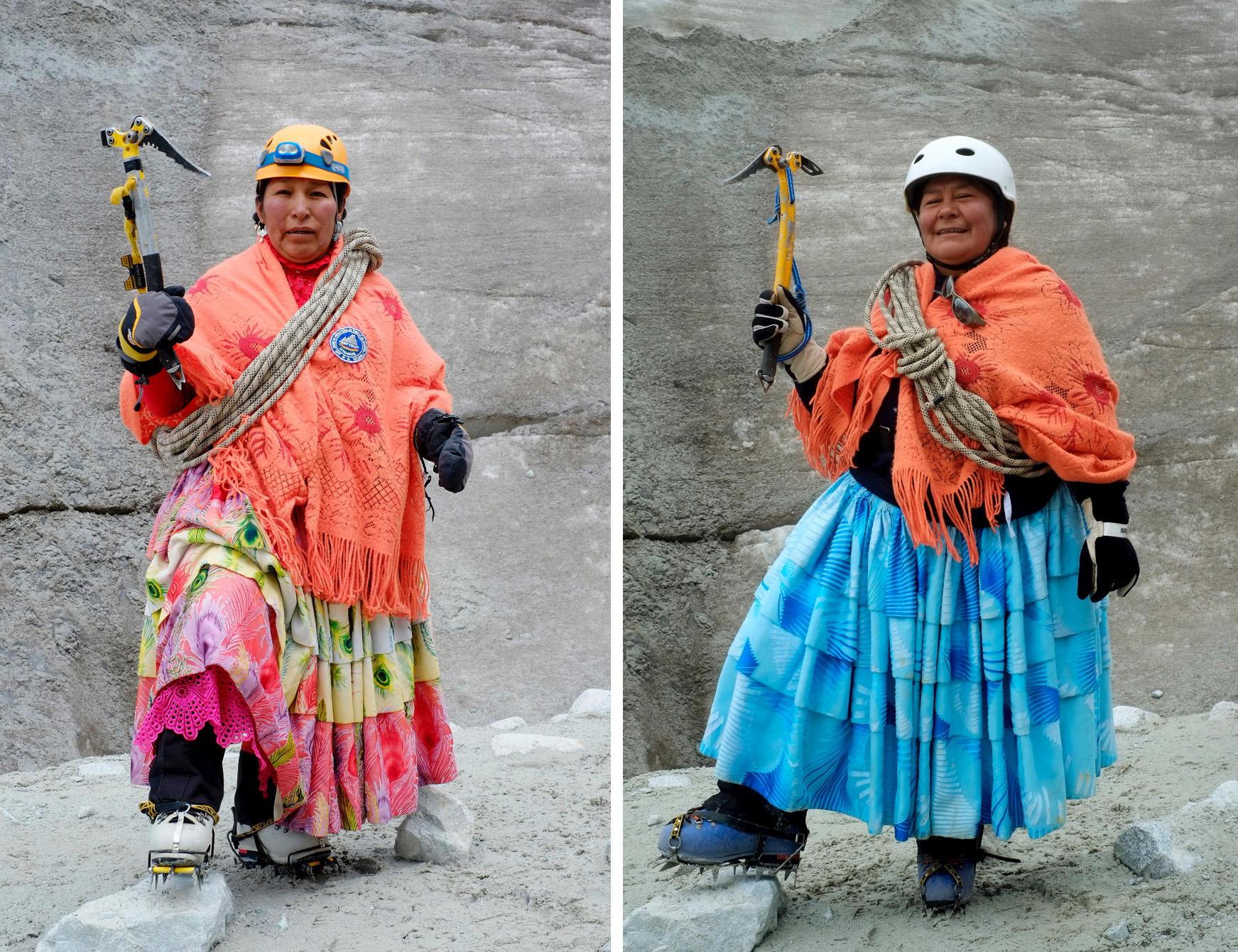 cholita mountain climbers cholita mountain climbers
