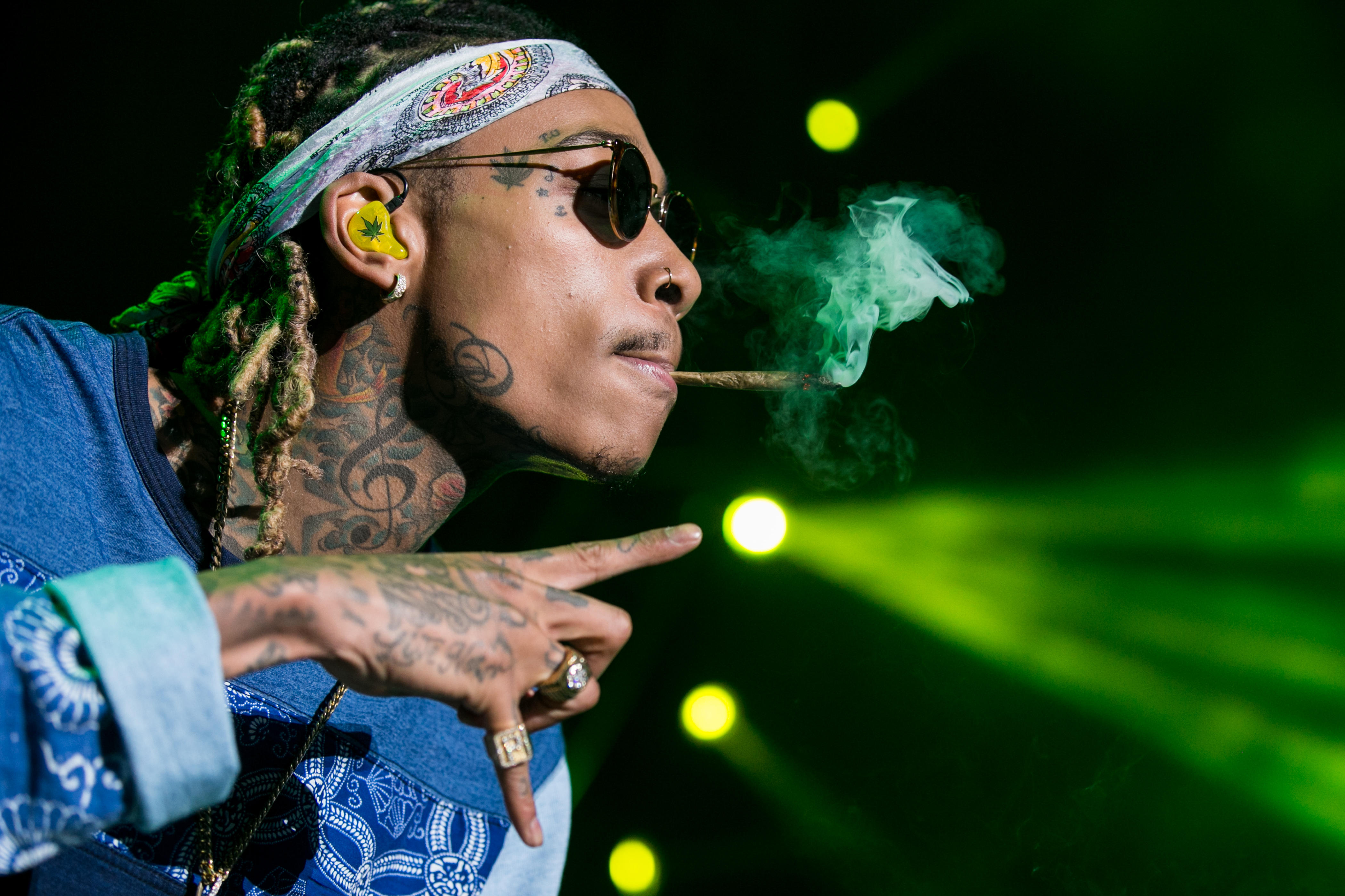 Famous pot smokers: Top 50 list of influential Americans