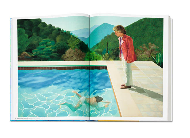 British Painter David Hockney Releases Sumo Book Of Famous