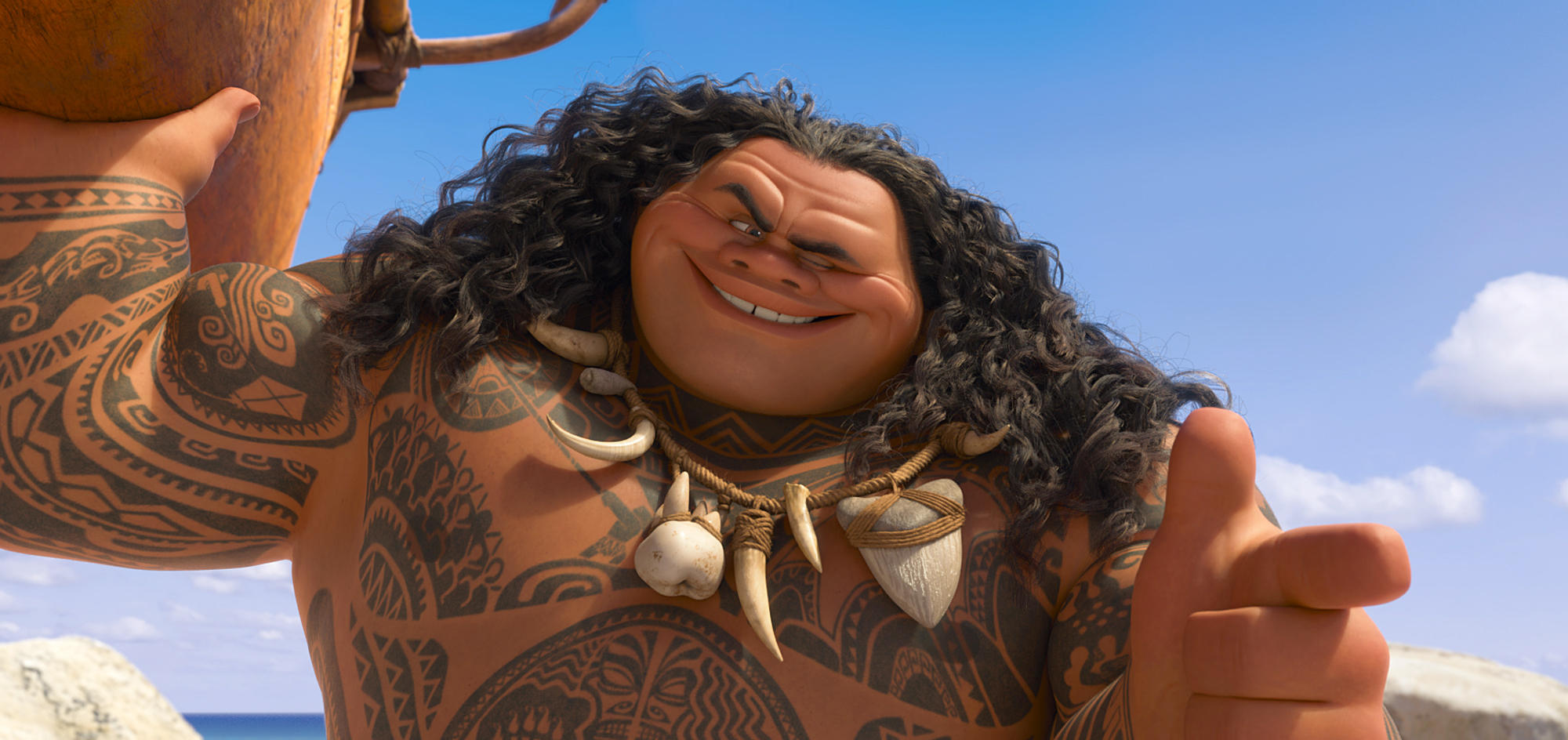 This is an image of Bewitching Images of Moana