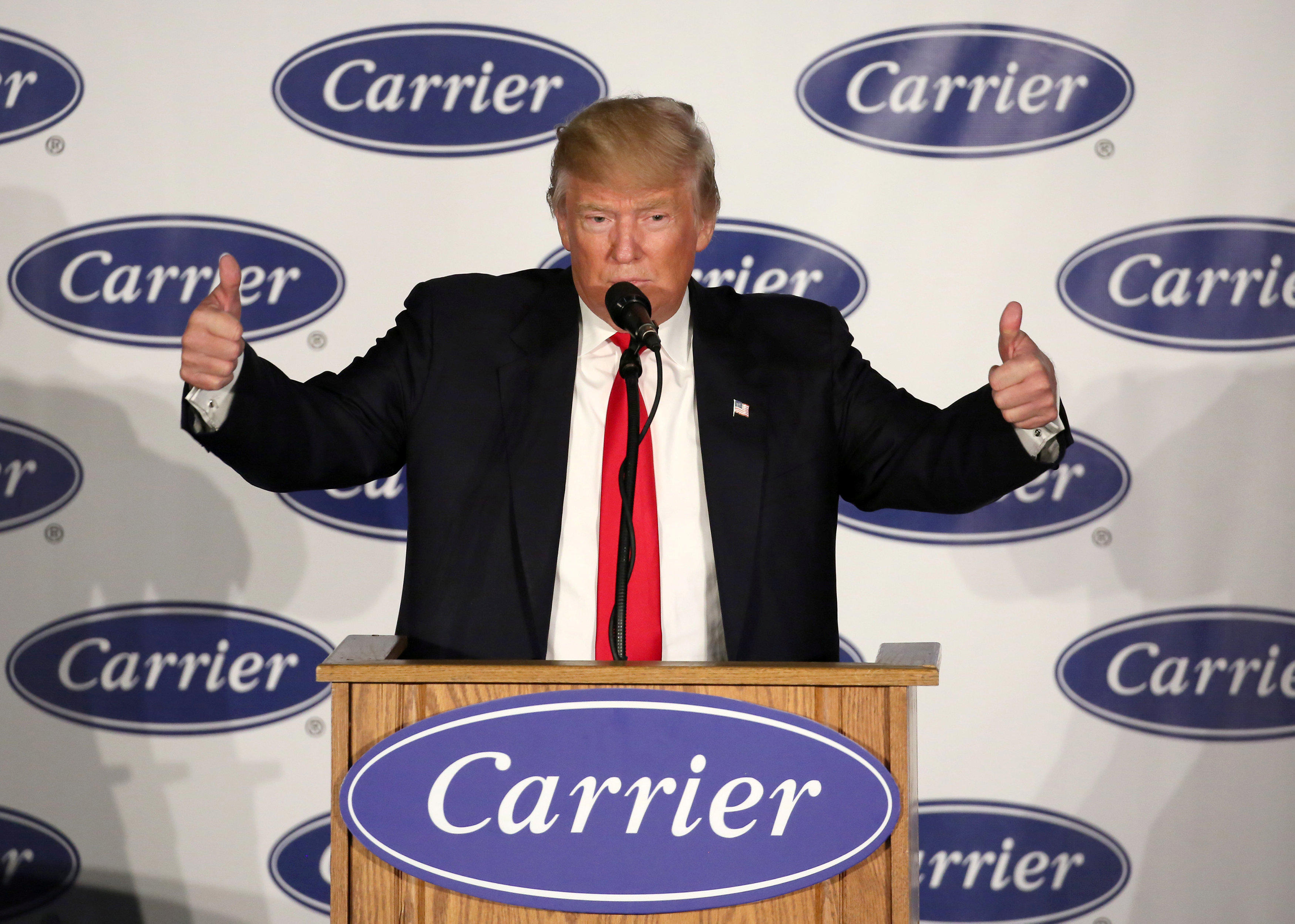 cbsnews.com - Dean Reynolds - Carrier workers facing layoffs feel betrayed by Trump