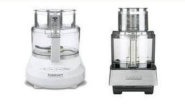 Cartoon Food Processor ~ Cuisinart food processors recalled due to laceration